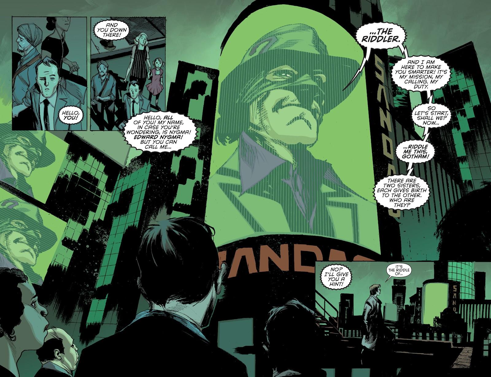 Batman (2011) Issue #24 #43 - English 50