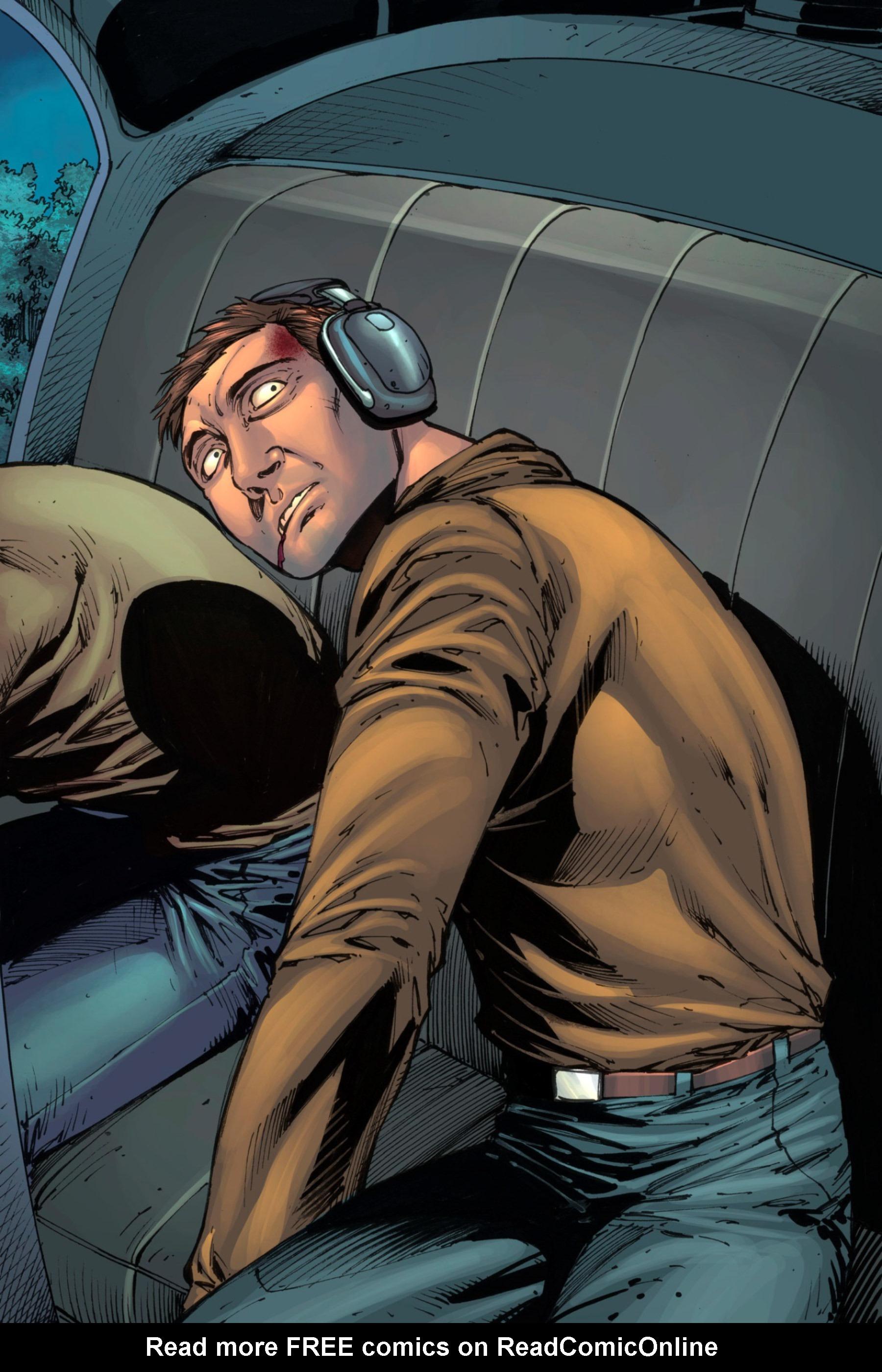 Read online Z-Men comic -  Issue #3 - 61