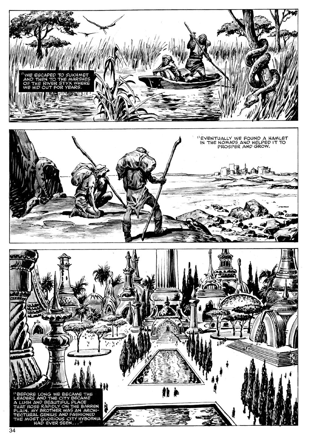 Of Conan  #164 - English 34