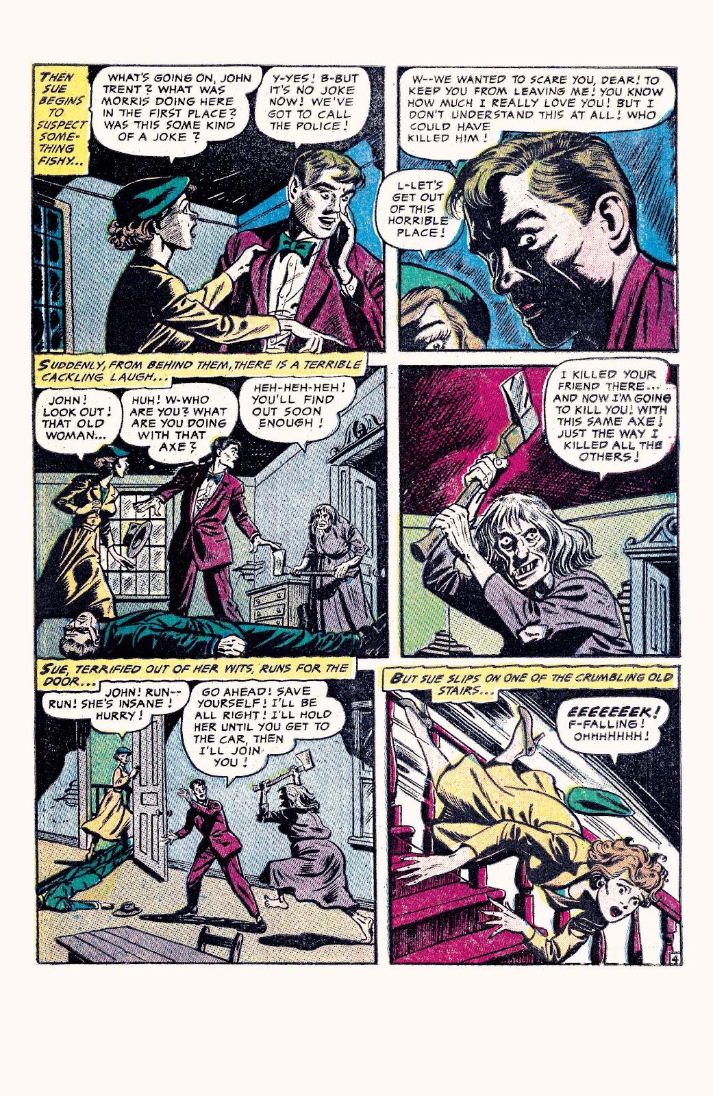 Haunted Horror Issue #22 #22 - English 46