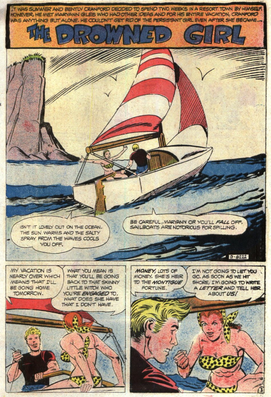 Read online Scary Tales comic -  Issue #12 - 15