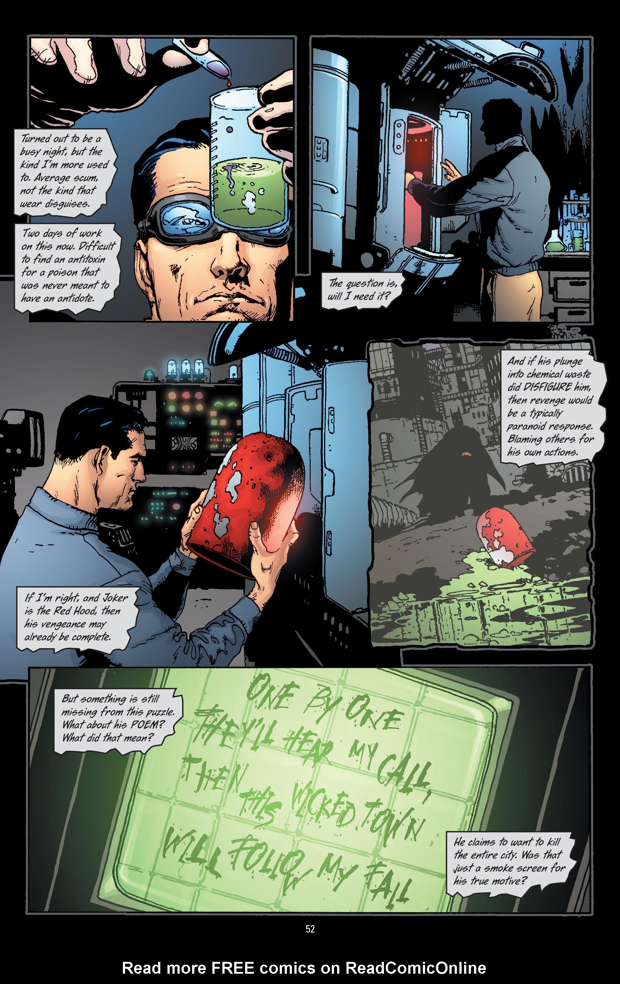 Batman: The Man Who Laughs chap 1 pic 53
