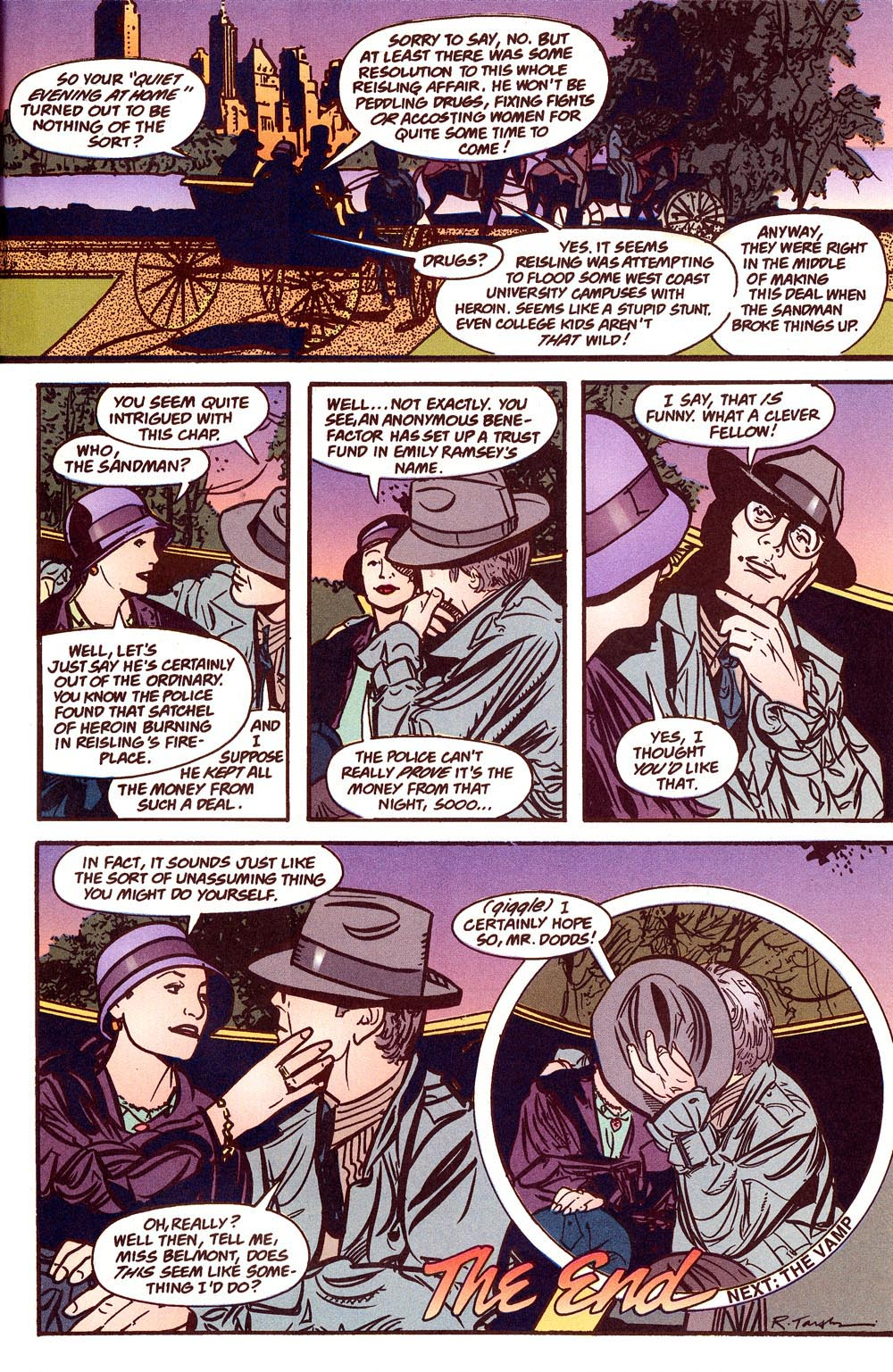 Sandman Mystery Theatre 12 Page 26