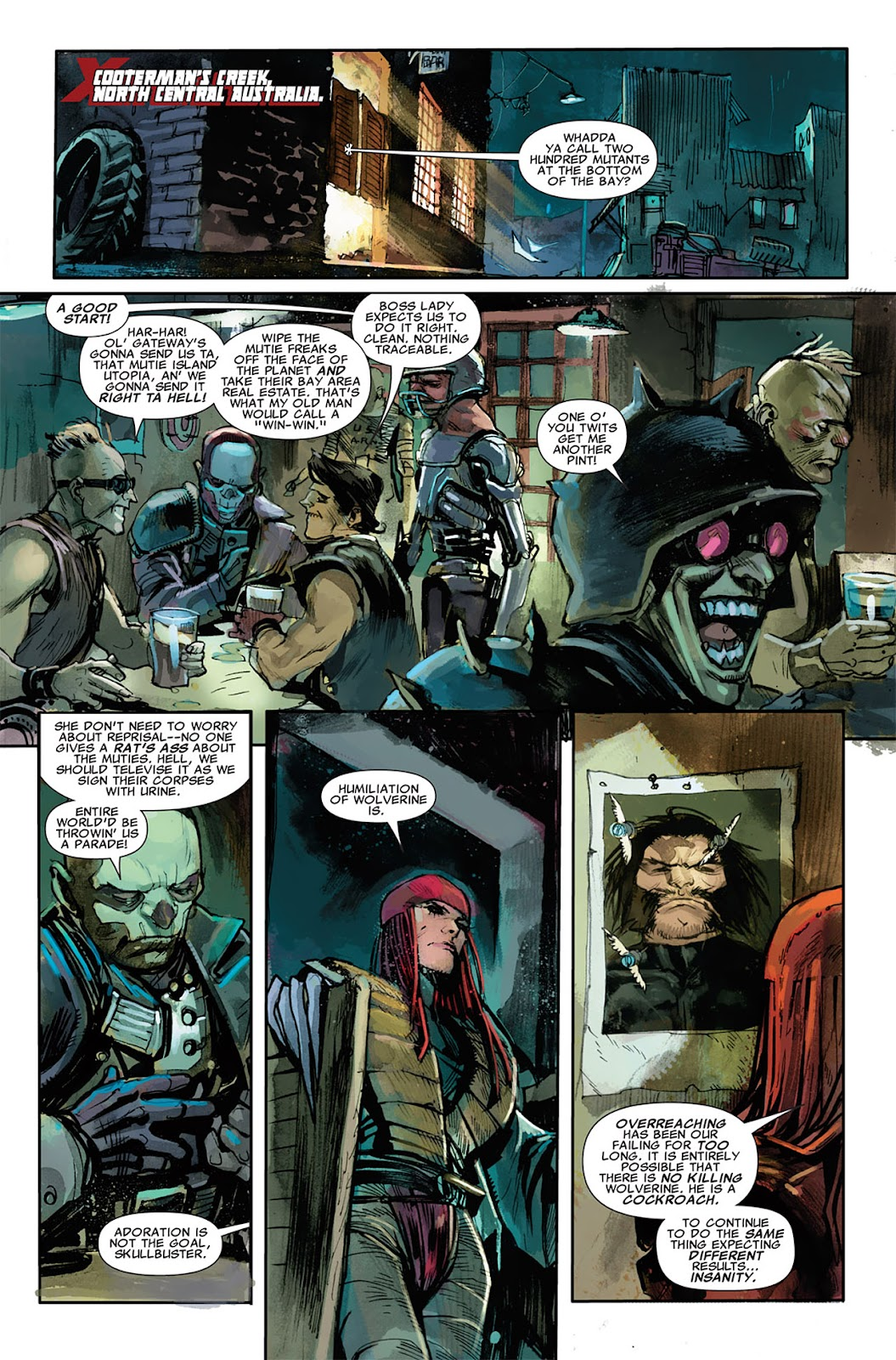 Uncanny X-Force (2010) Issue #5.1 #6 - English 7