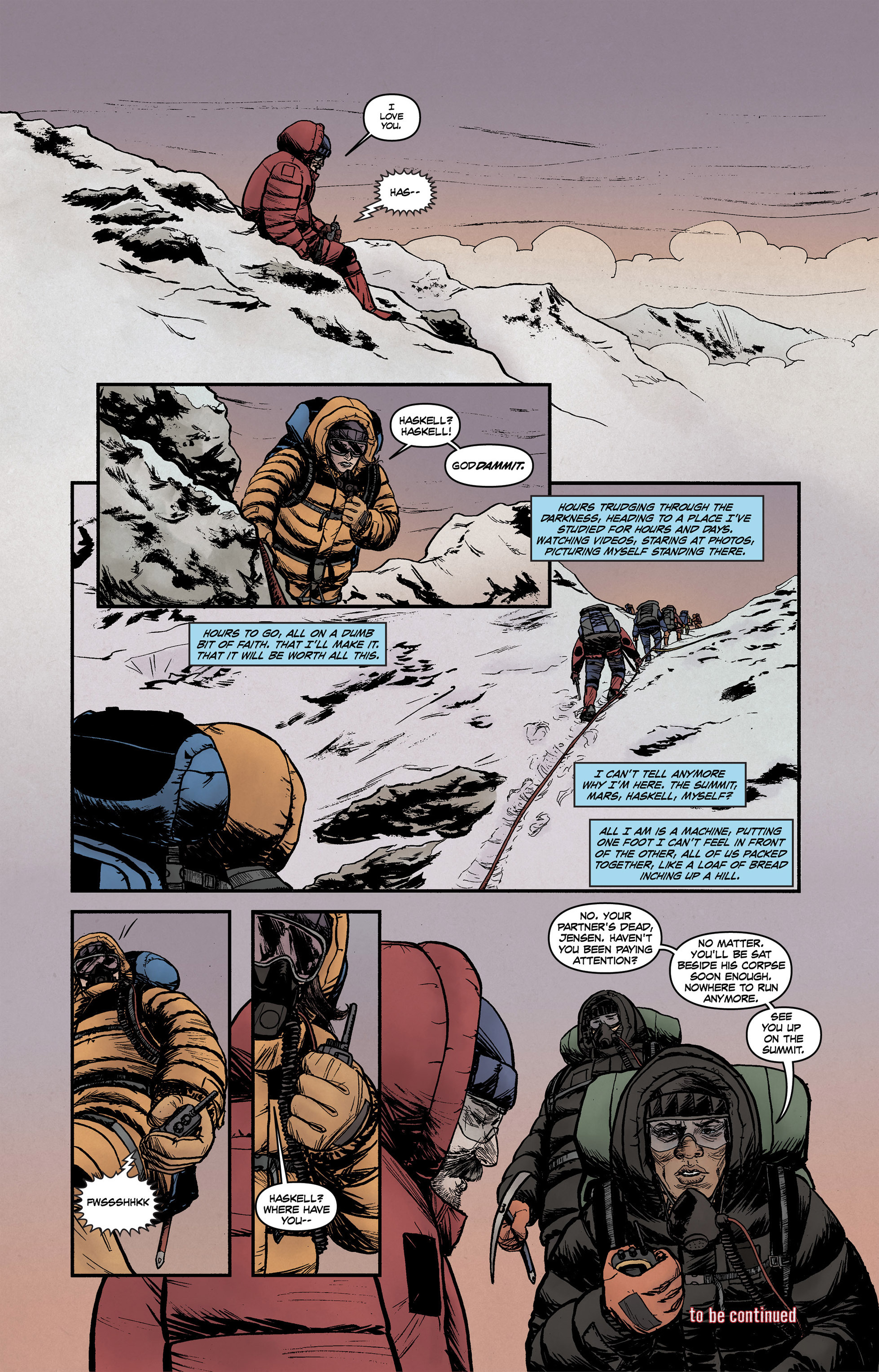 Read online High Crimes comic -  Issue #10 - 15