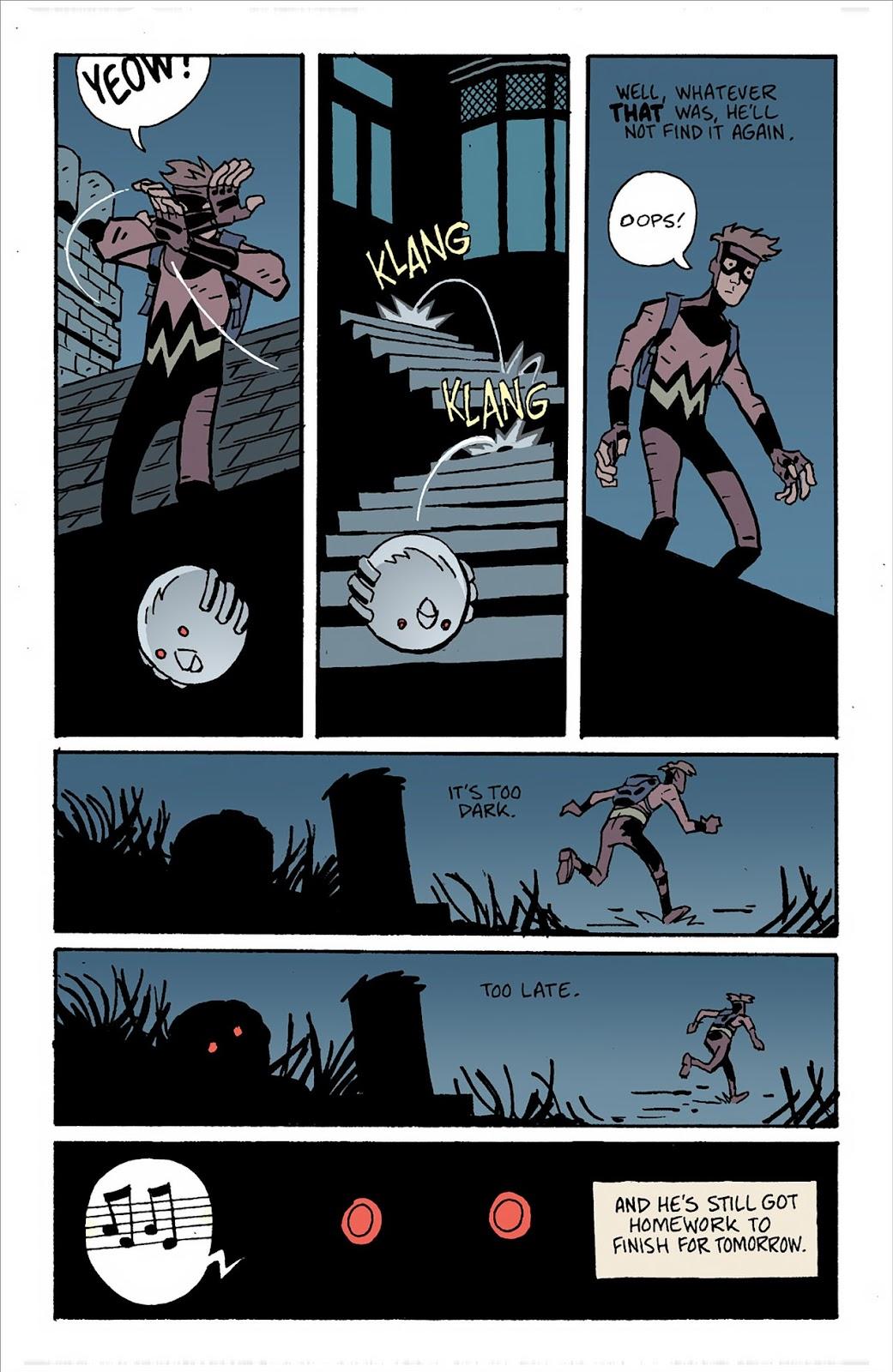 Mudman Issue #3 #3 - English 15