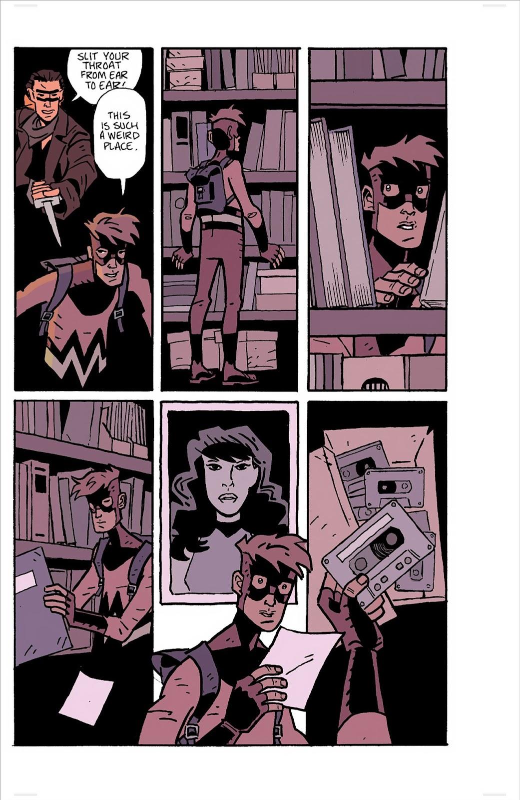 Mudman Issue #3 #3 - English 12