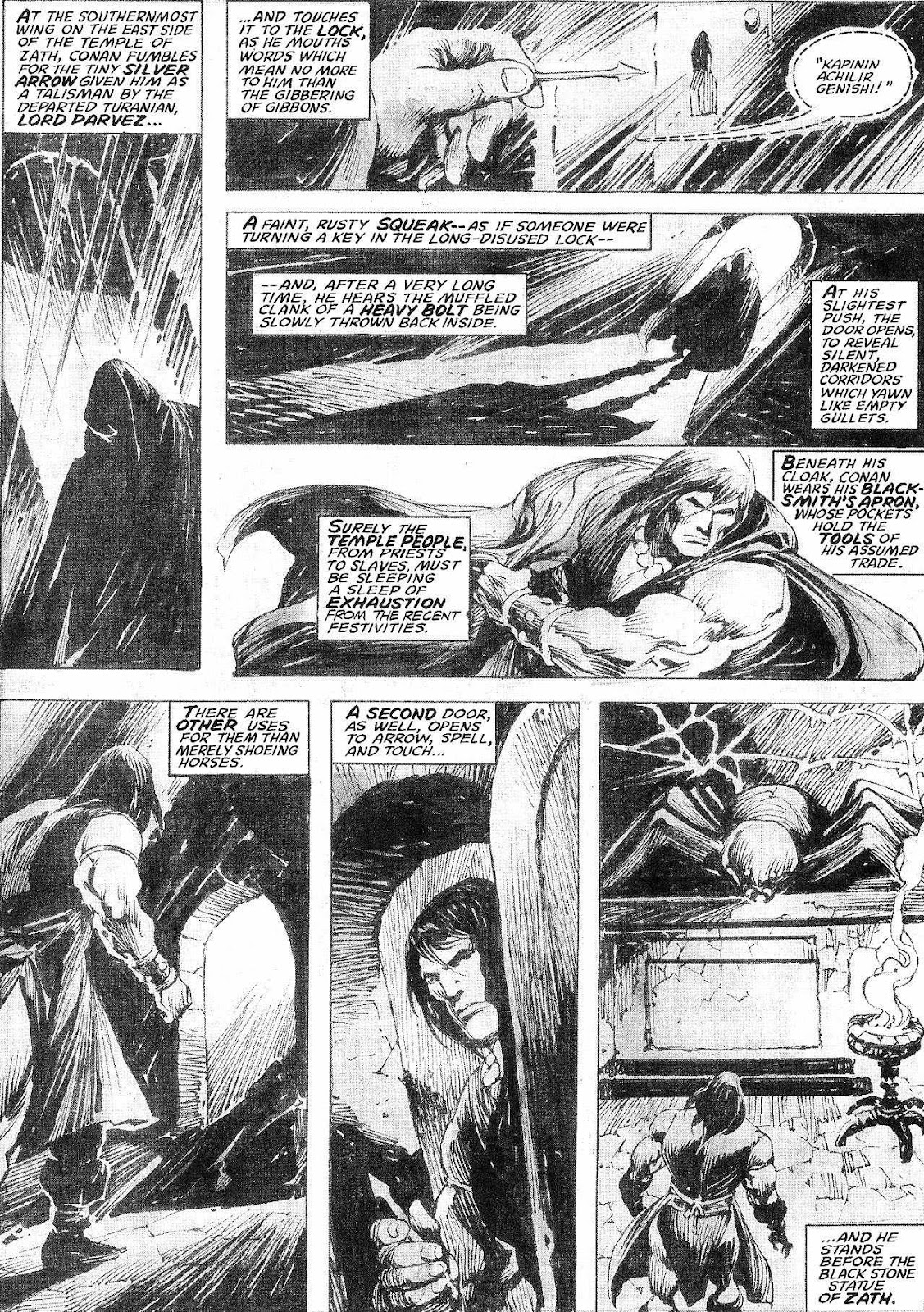 The Savage Sword Of Conan Issue #210 #211 - English 14