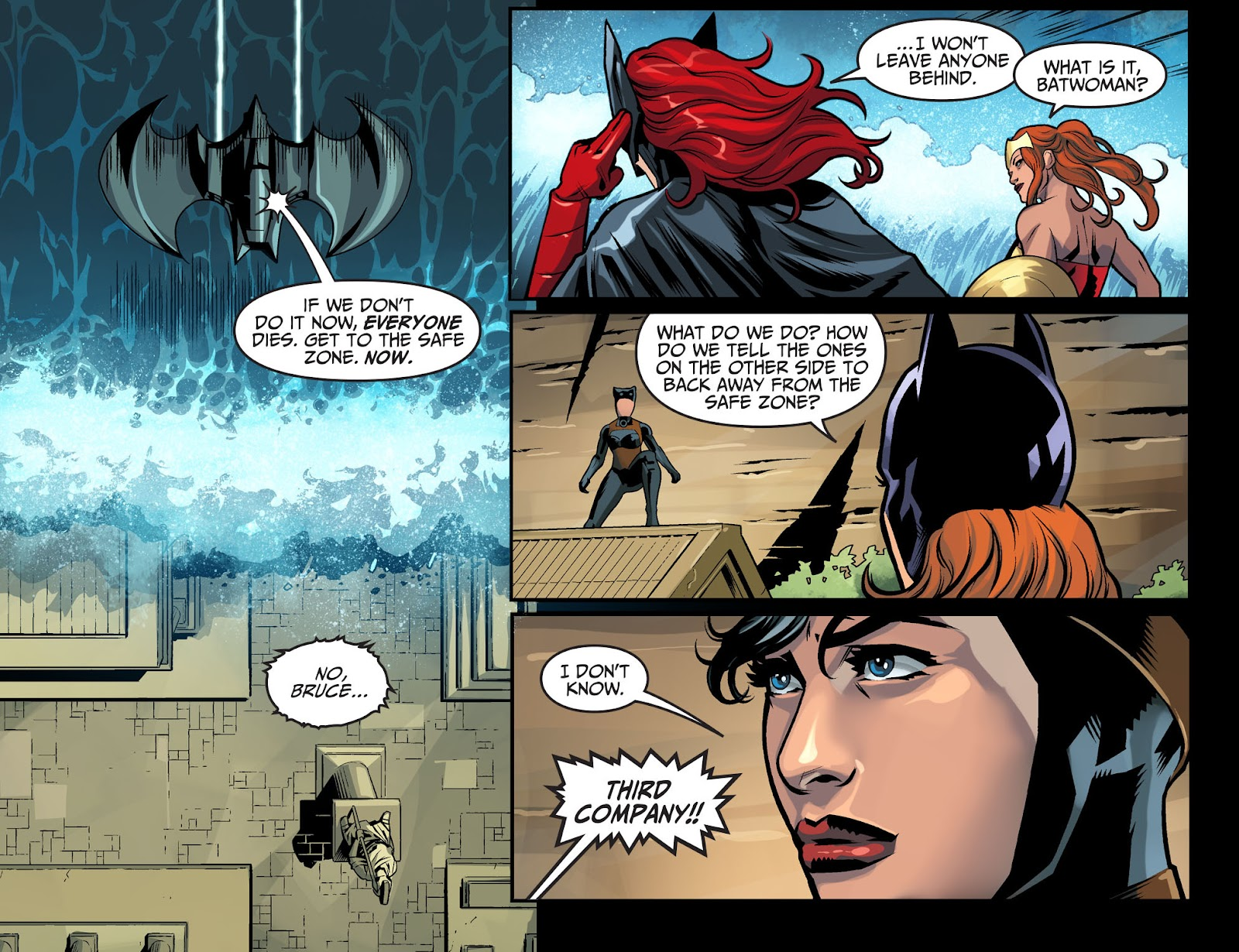 Injustice: Gods Among Us Year Four Issue #20 #21 - English 7