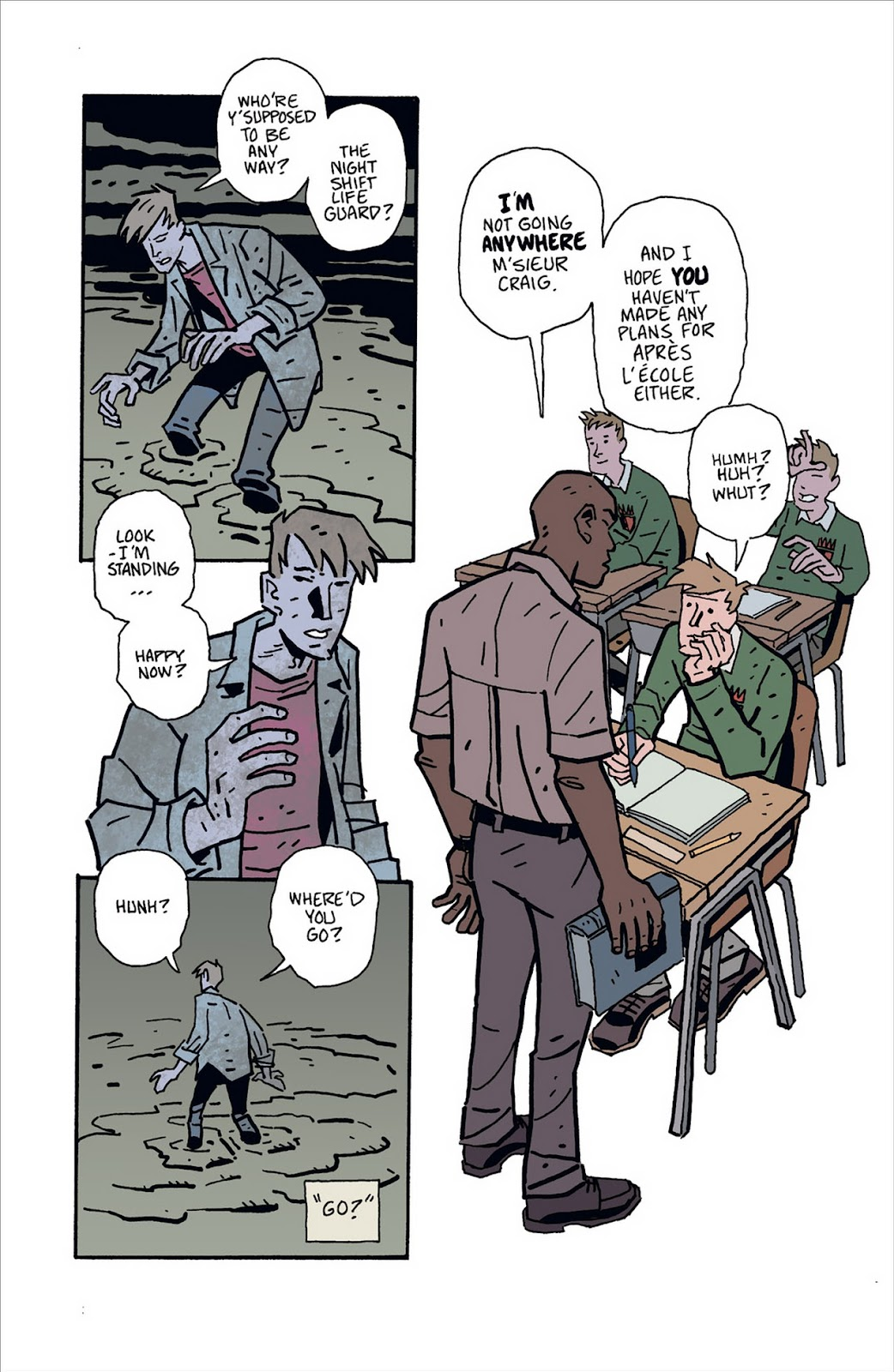 Mudman Issue #1 #1 - English 22