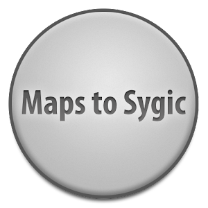 Maps to Sygic 9.0 Apk Android