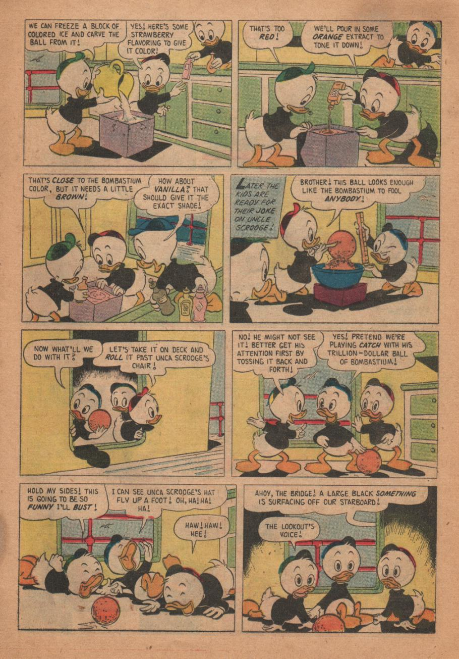 Uncle Scrooge (1953) Issue #17 #17 - English 13