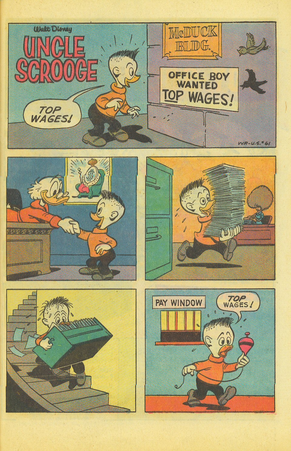 Uncle Scrooge (1953) Issue #127 #127 - English 33