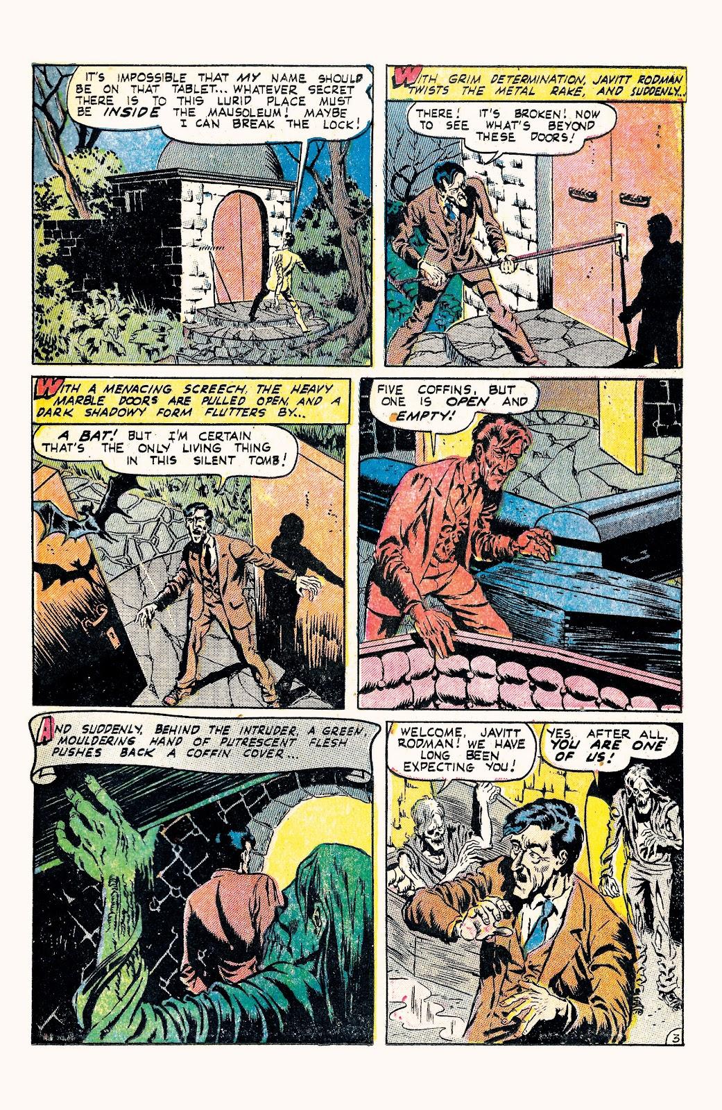 Haunted Horror Issue #22 #22 - English 21