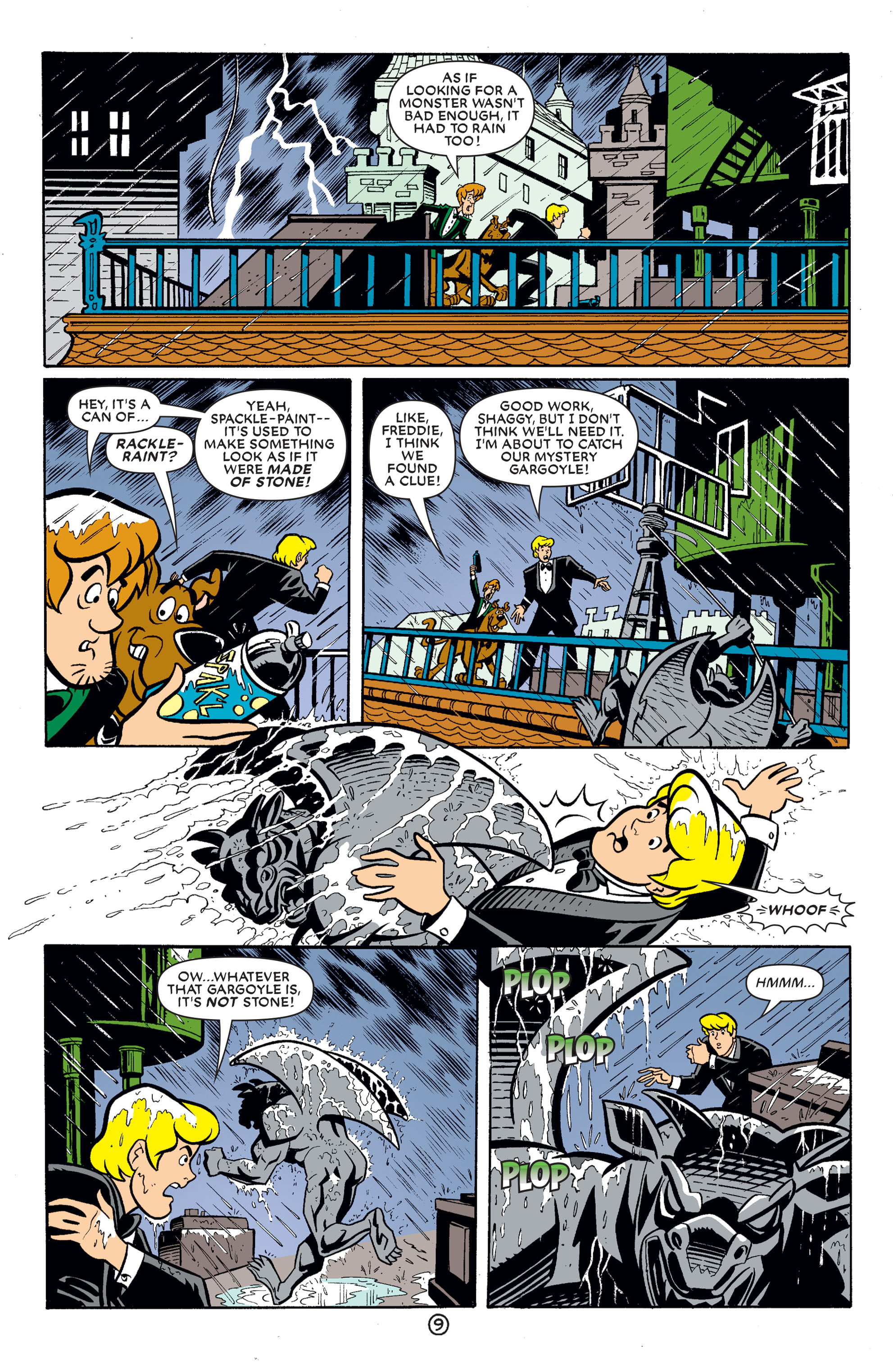 Read online Scooby-Doo (1997) comic -  Issue #60 - 10