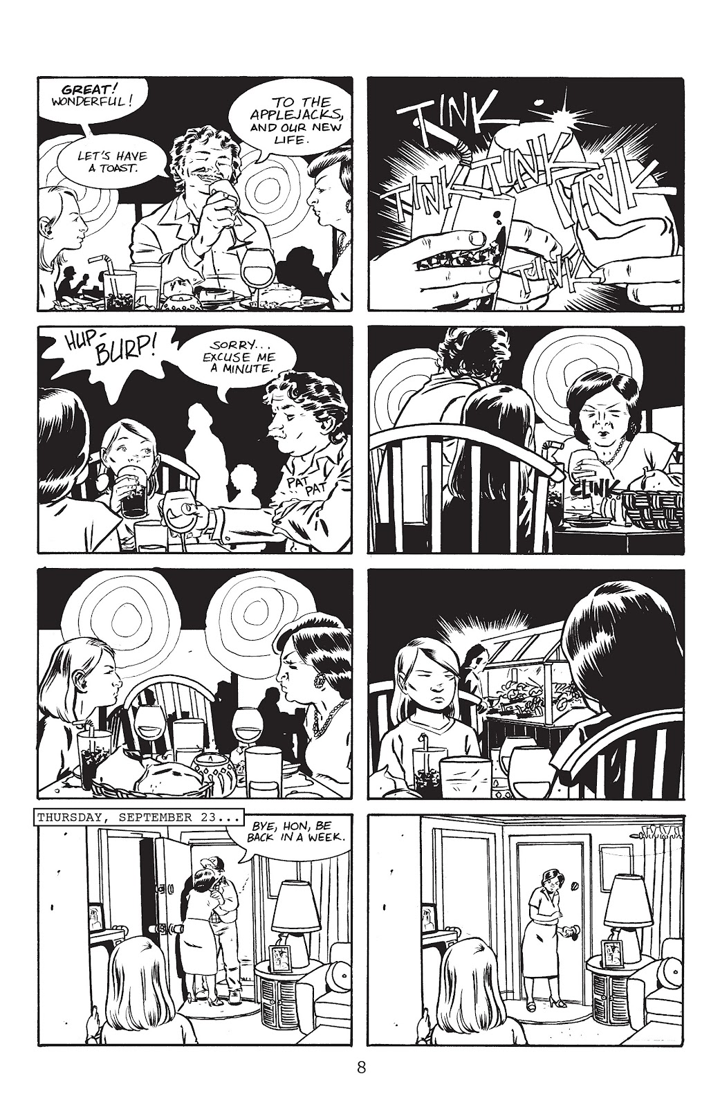 Stray Bullets Issue #7 #7 - English 10