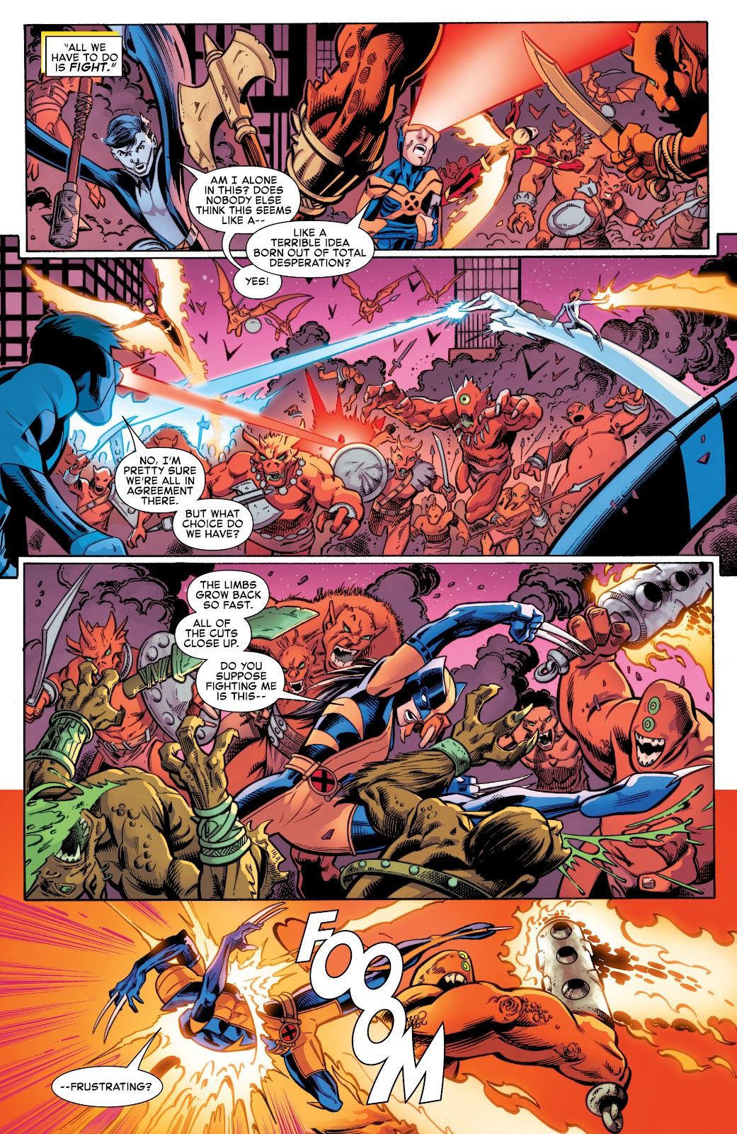 All-New X-Men (2016) Issue #16 #18 - English 7