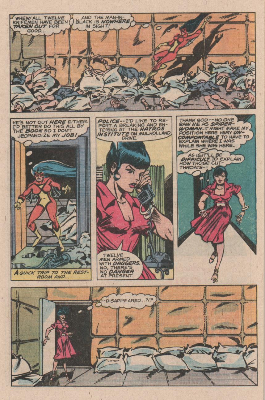 Spider-Woman (1978) Issue #14 #14 - English 6