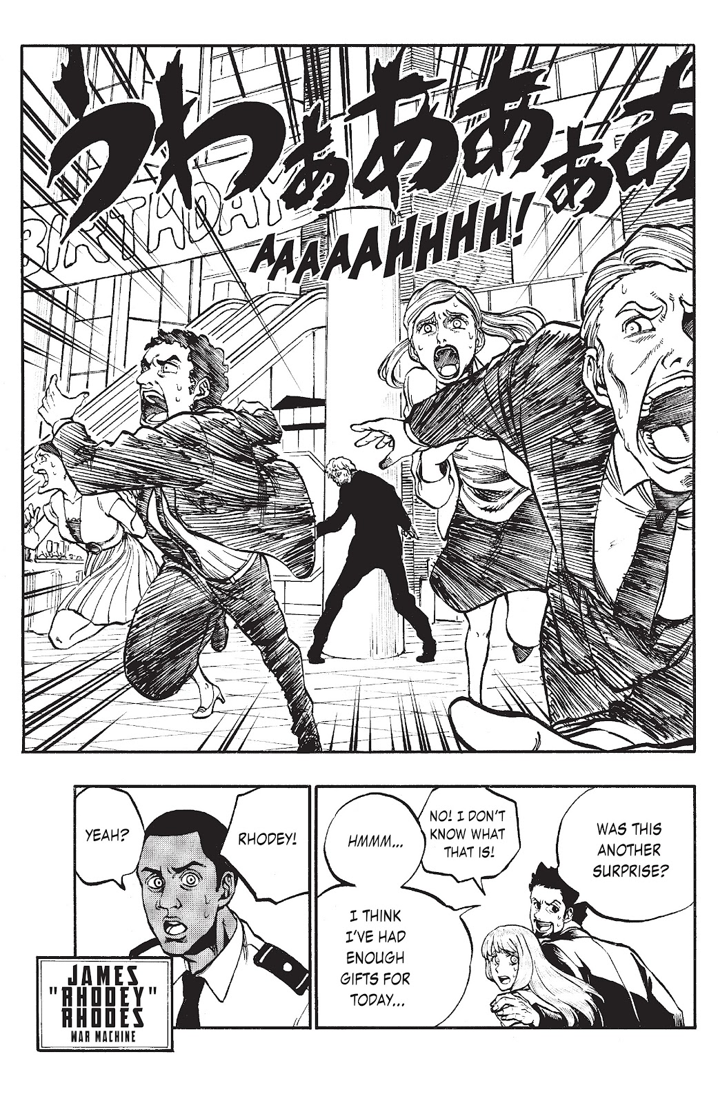 Zombies Assemble Issue #1 Page 15
