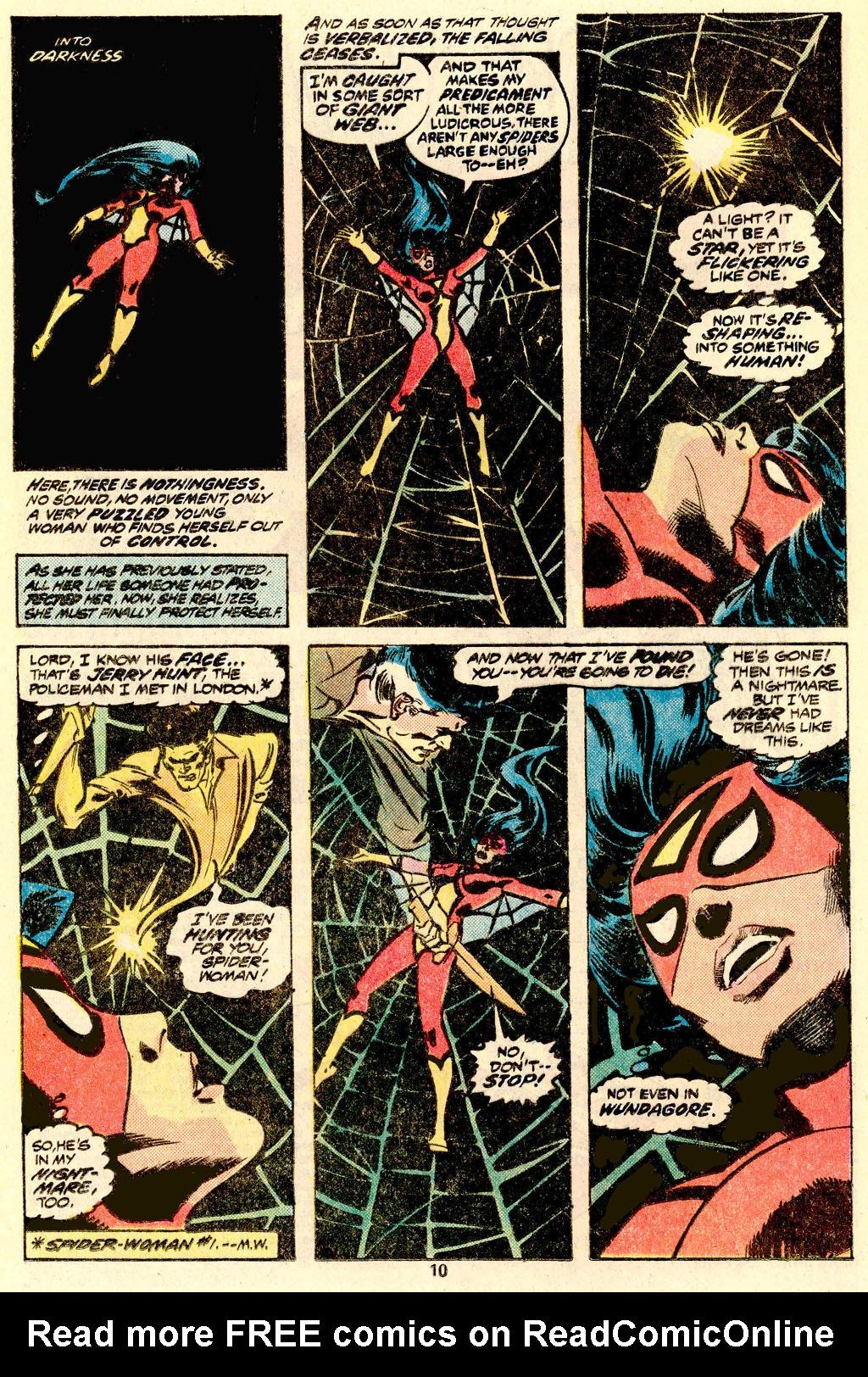 Spider-Woman (1978) #5 #46 - English 8