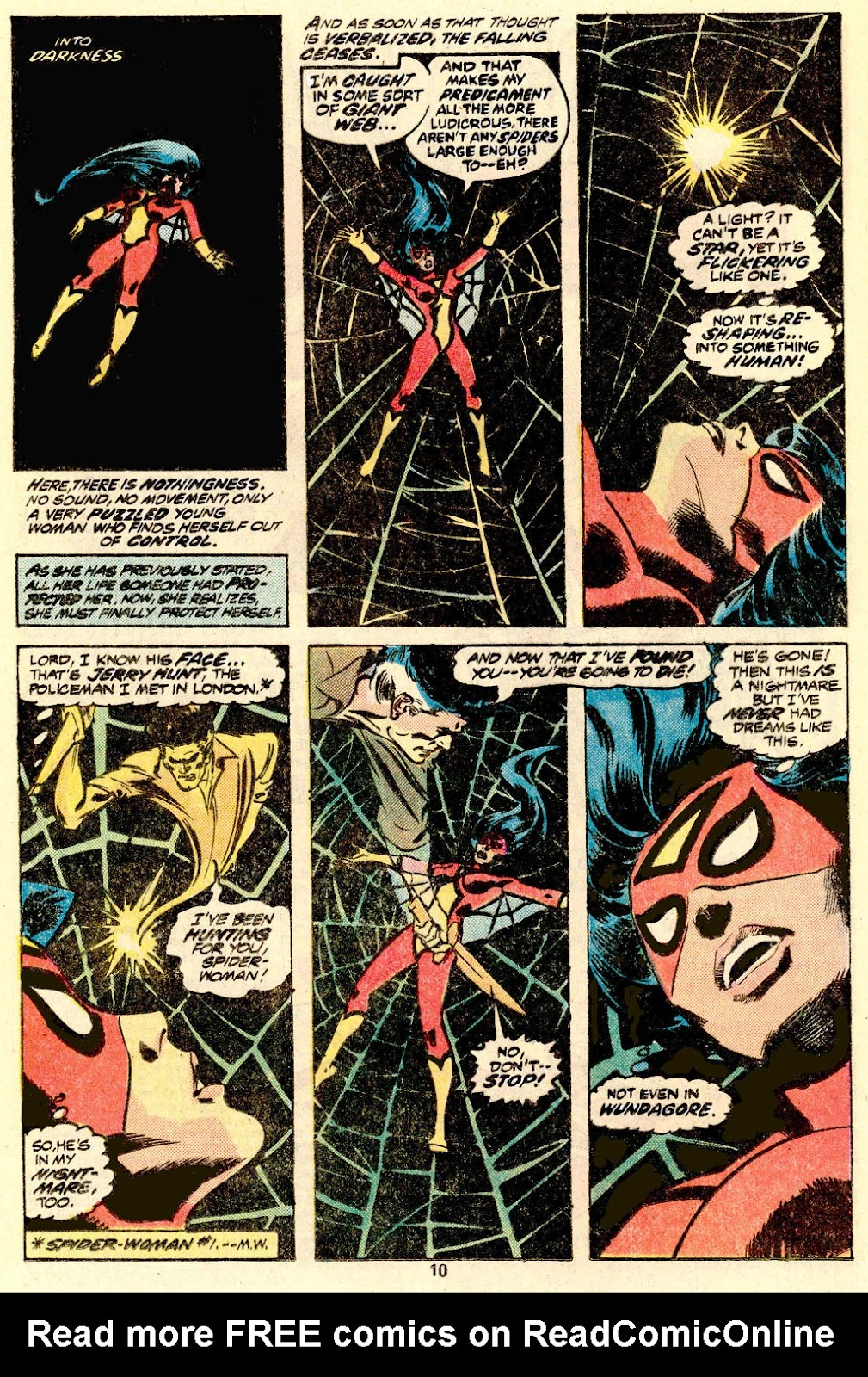 Spider-Woman (1978) Issue #5 #5 - English 8