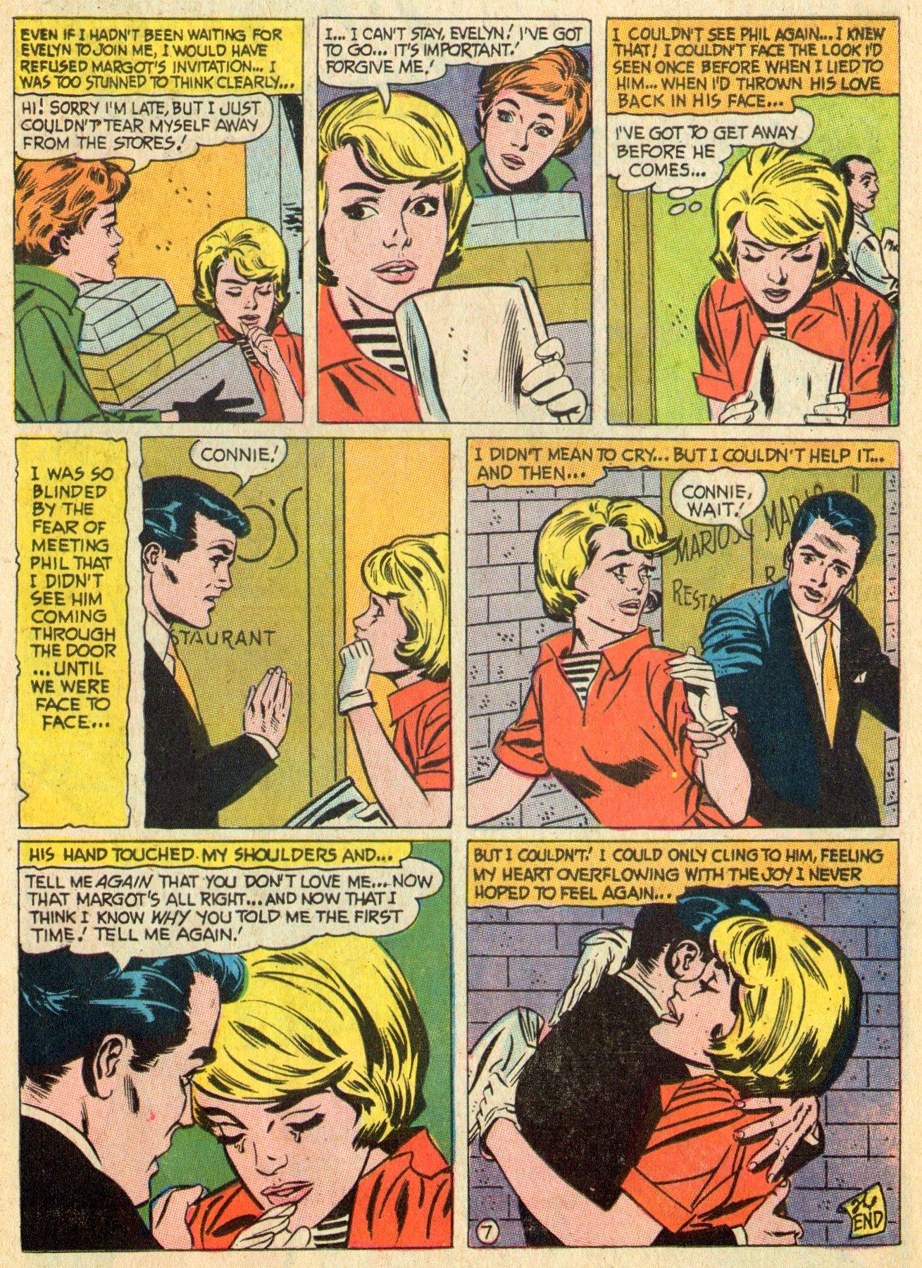 Read online Secret Hearts comic -  Issue #119 - 15