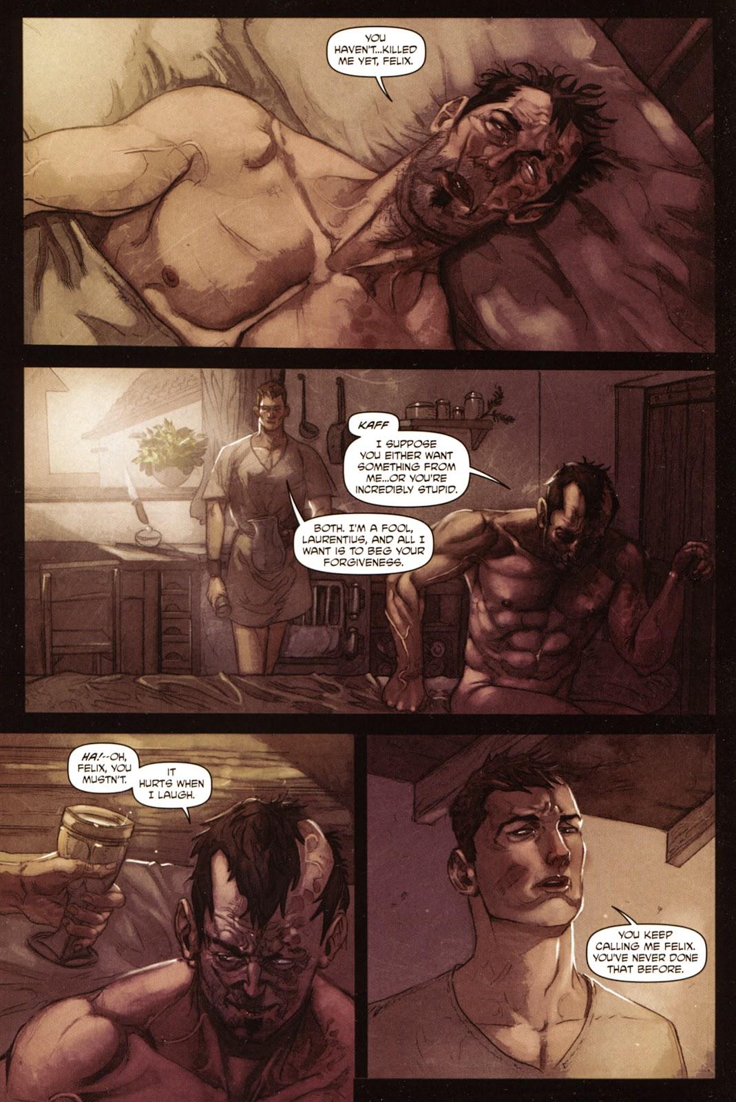 Caligula: Heart of Rome Issue #5 #5 - English 3