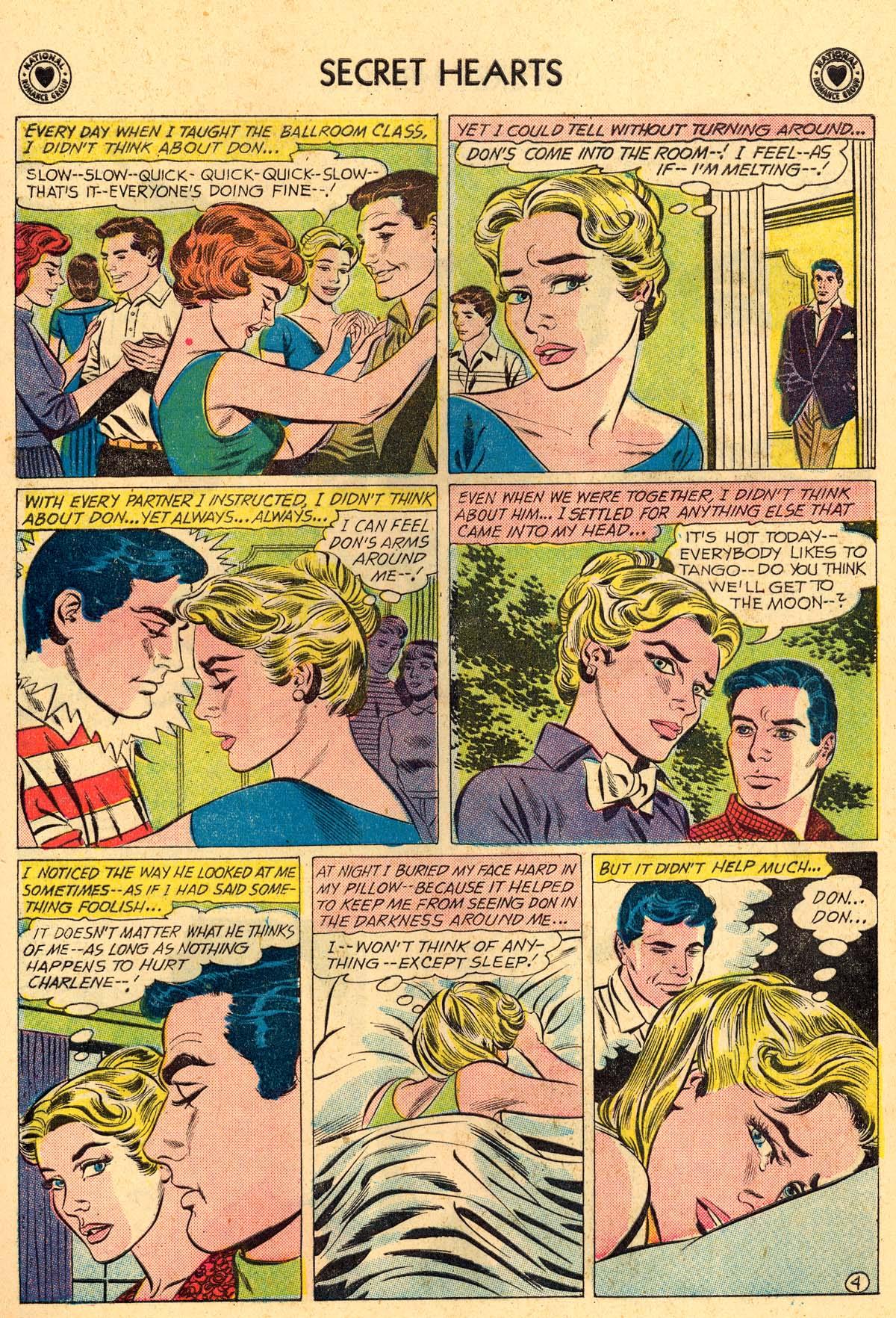 Read online Secret Hearts comic -  Issue #62 - 13