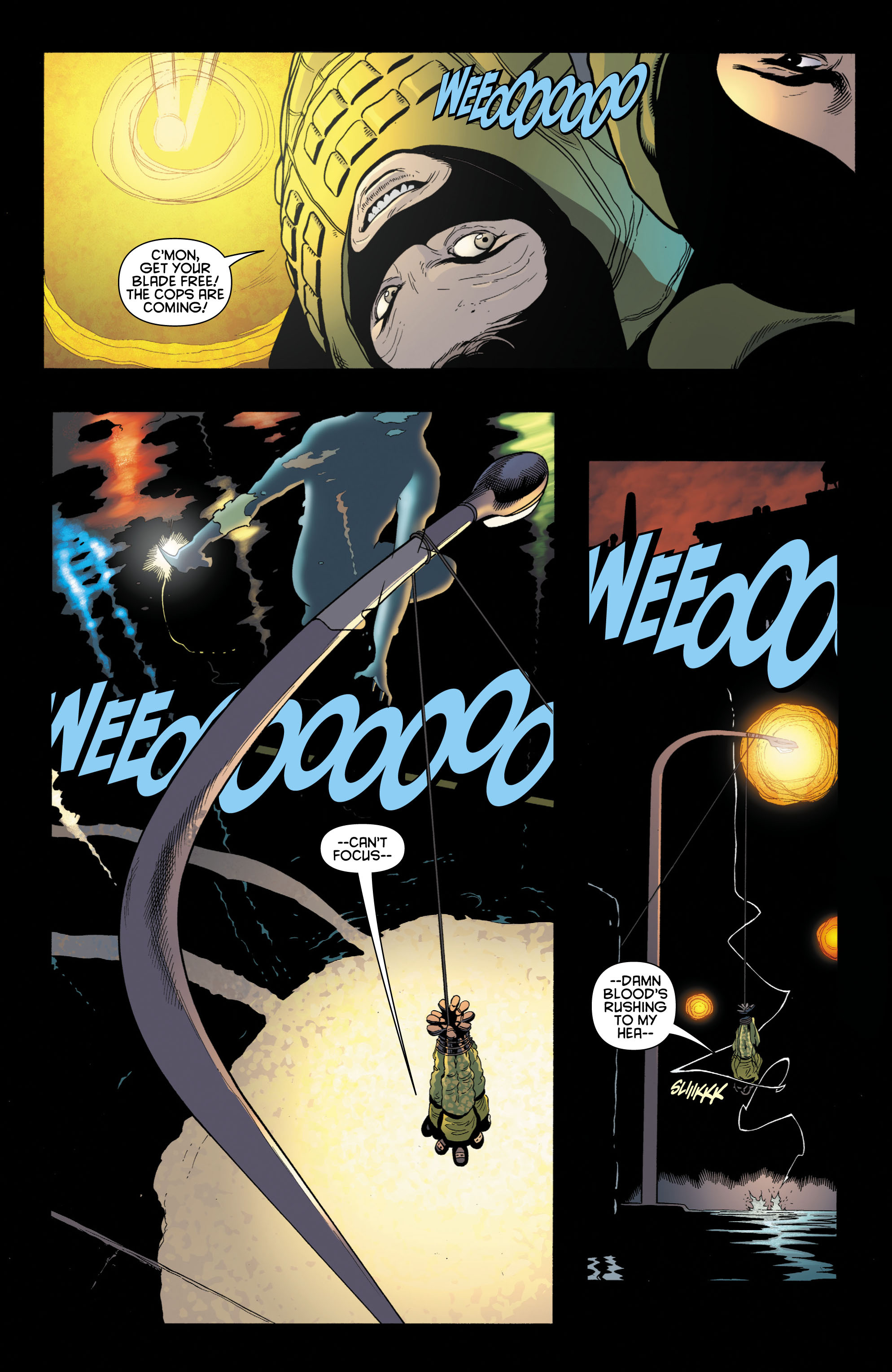 Batman and Robin (2011) chap 1 pic 37
