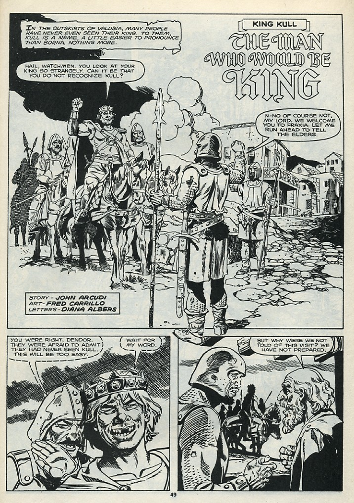 The Savage Sword Of Conan Issue #182 #183 - English 51