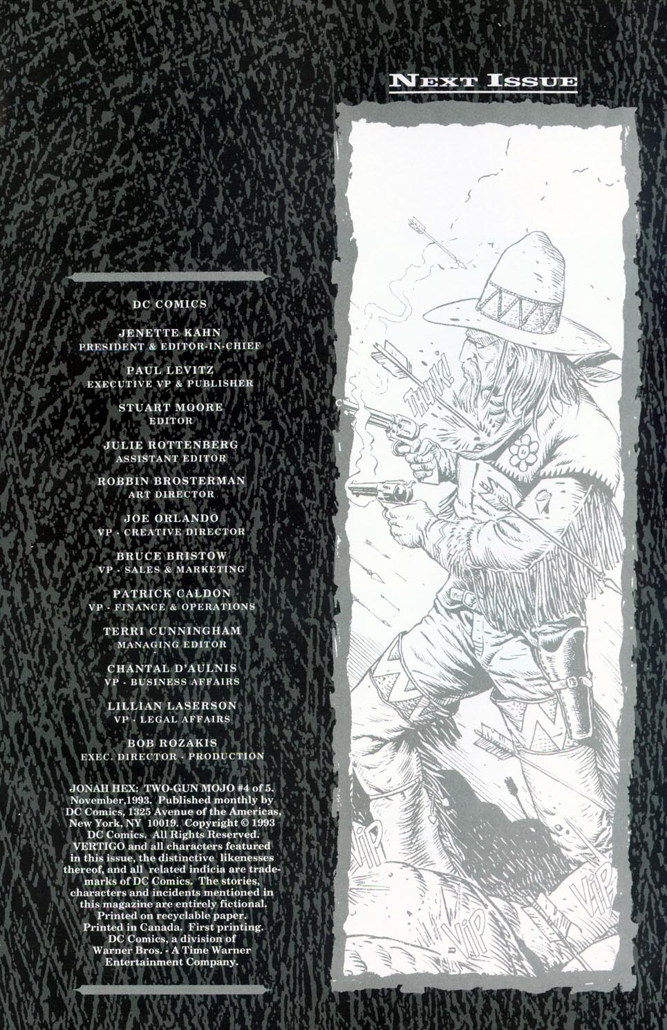 Jonah Hex: Two-Gun Mojo Issue #4 #4 - English 35
