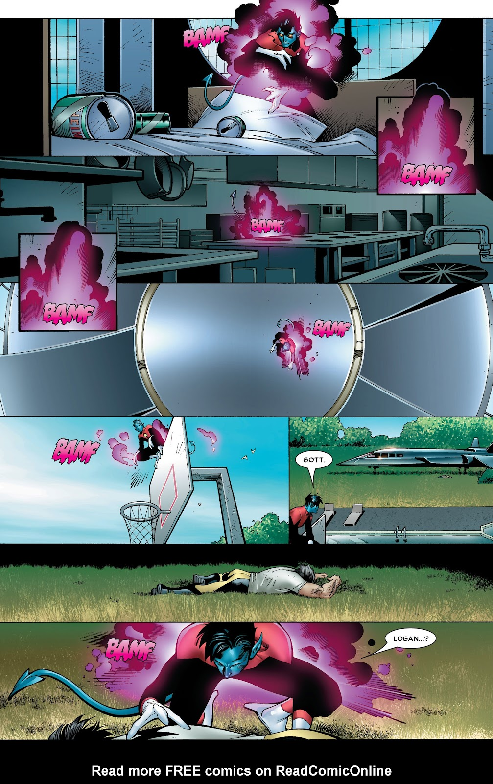 House of M (2005) Issue #8 #8 - English 10