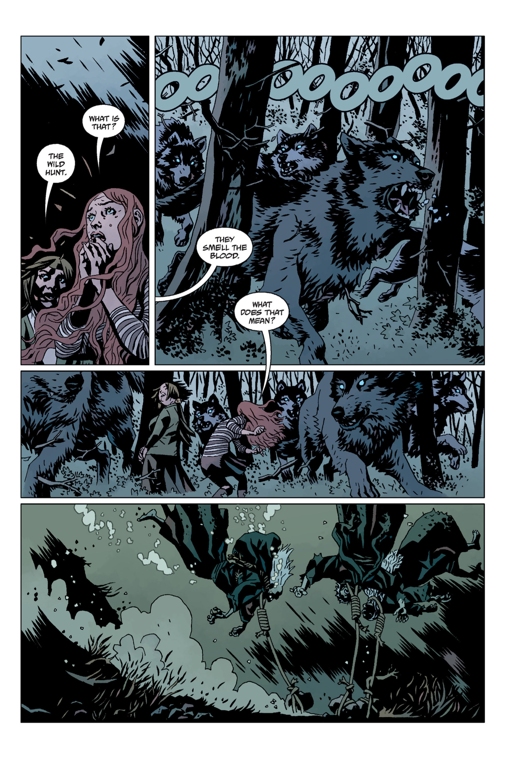 Hellboy chap 12 pic 131