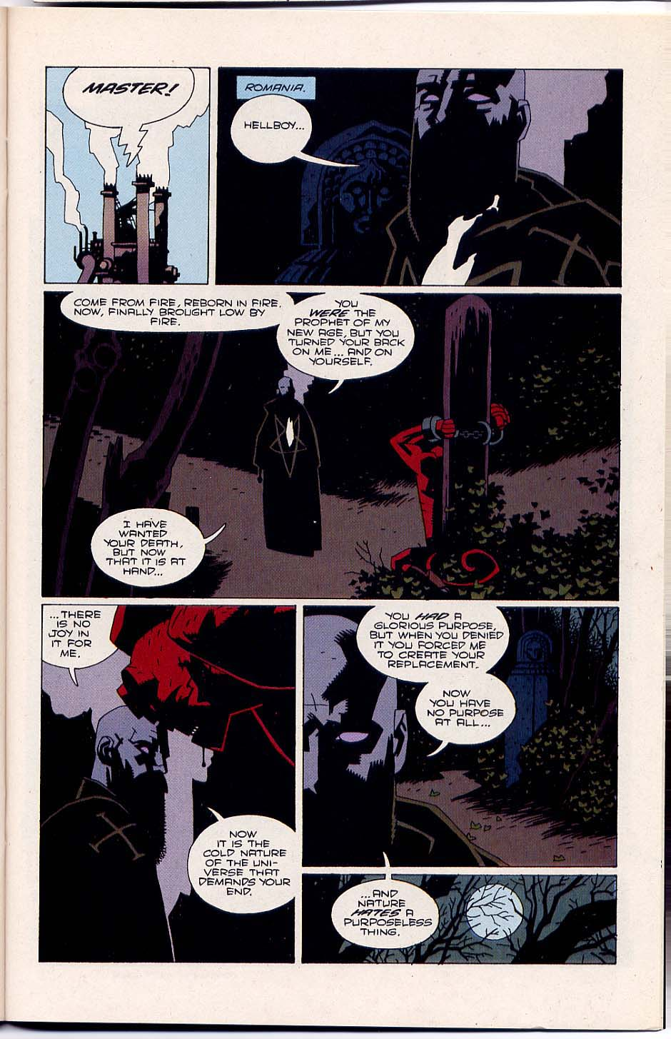 Hellboy: Wake the Devil Issue #4 #4 - English 23