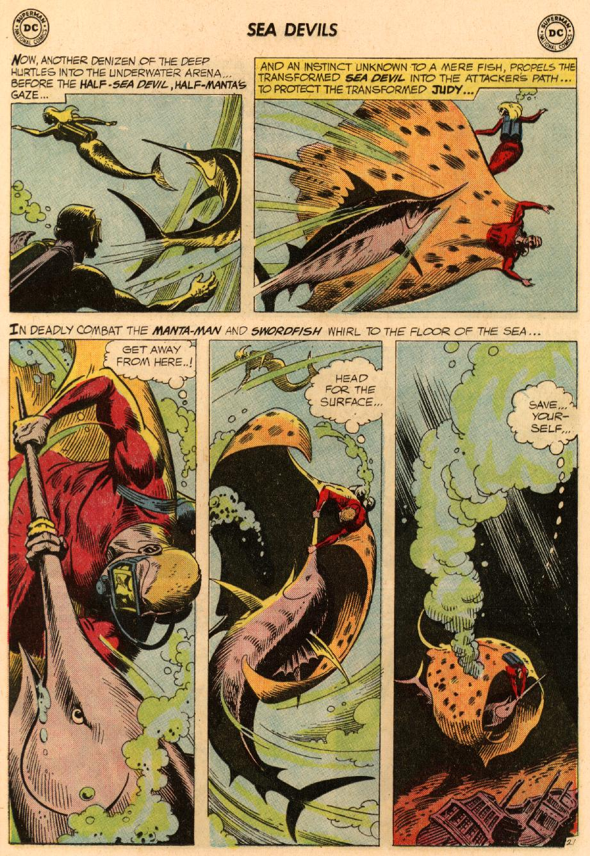 Read online Sea Devils comic -  Issue #8 - 30