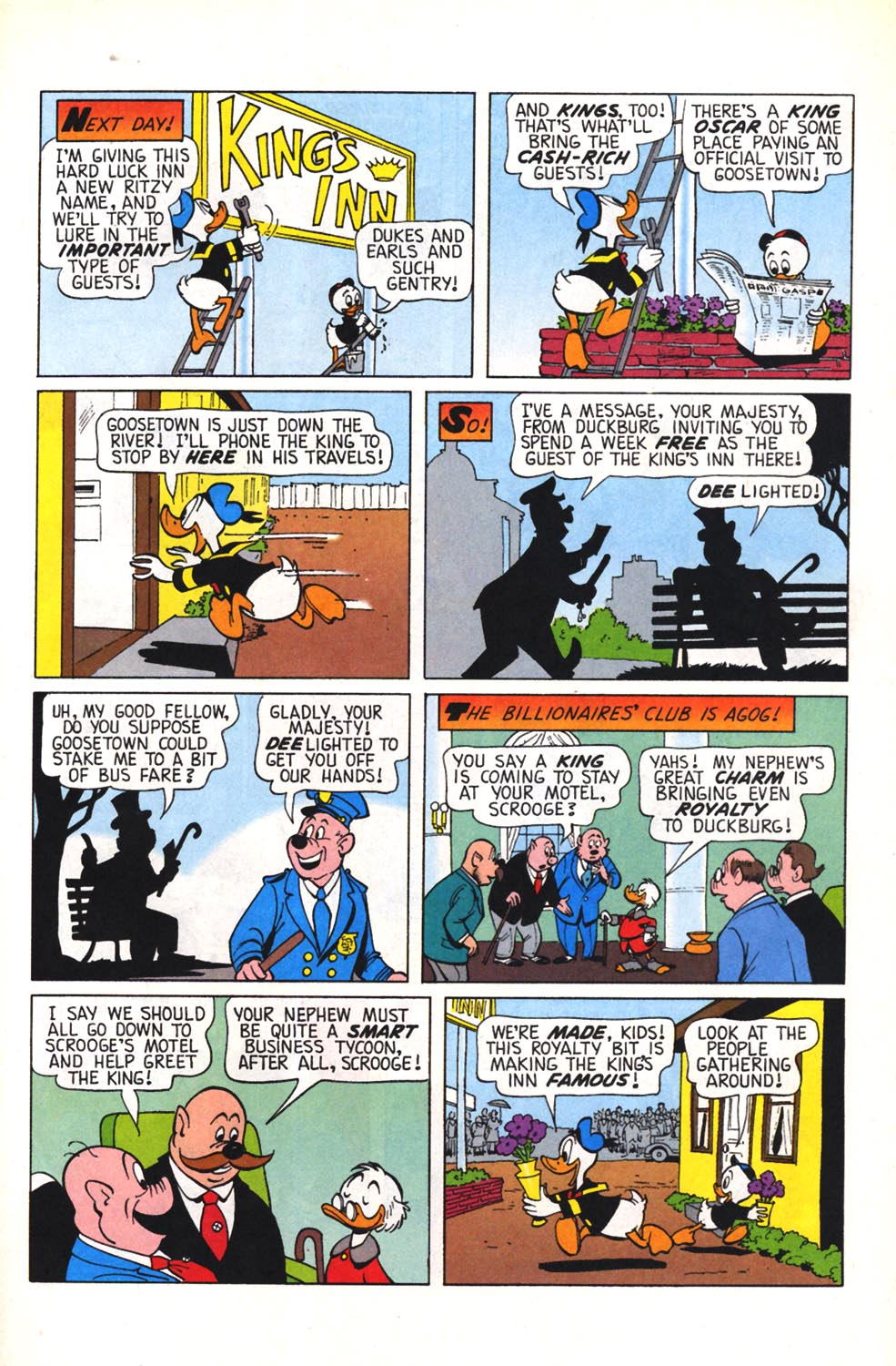 Uncle Scrooge (1953) Issue #305 #305 - English 27