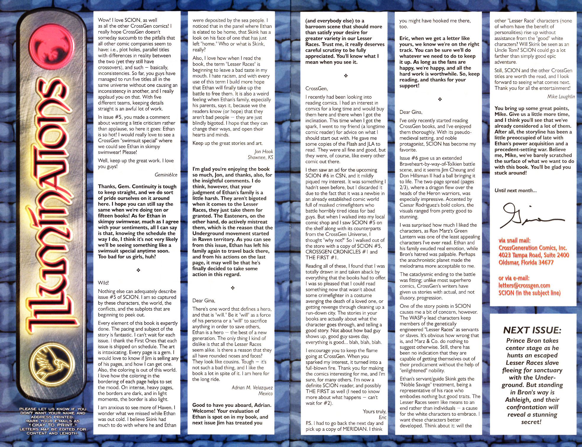 Read online Scion comic -  Issue #7 - 26