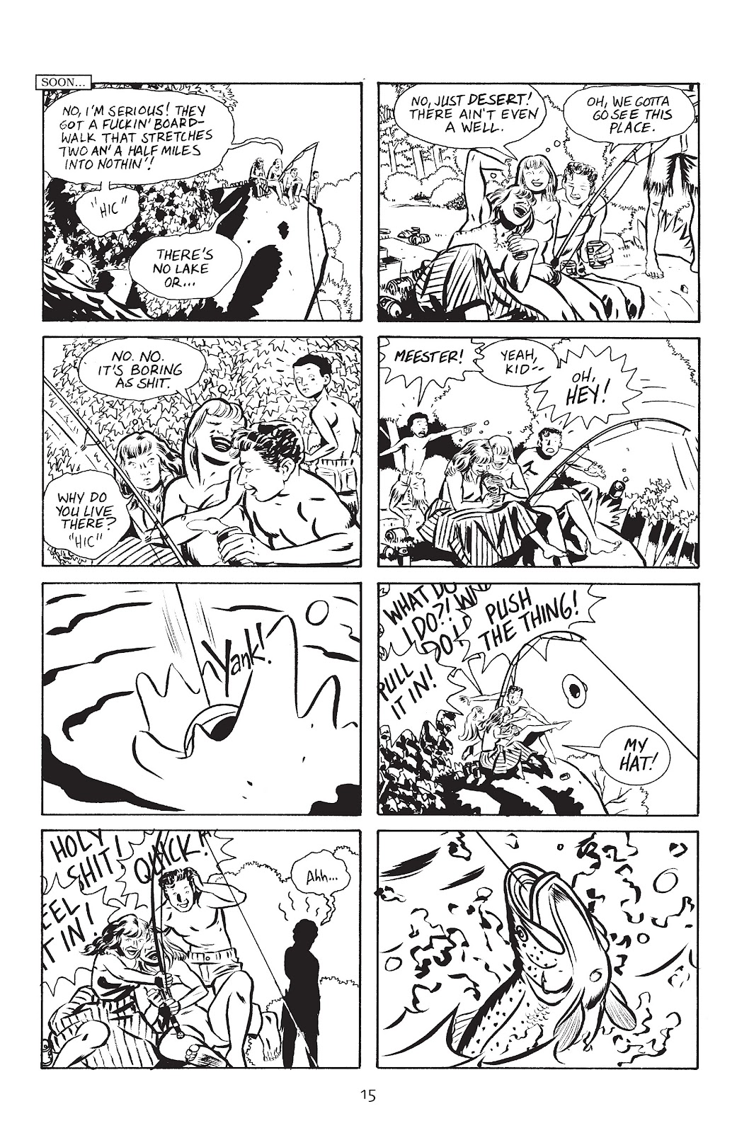 Stray Bullets Issue #11 #11 - English 17