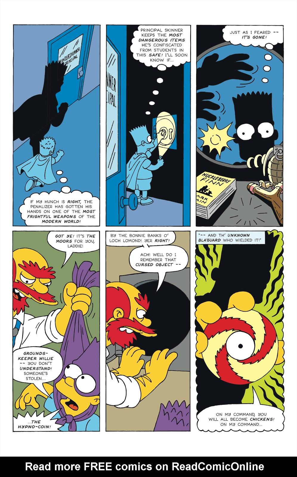 Read online Bartman comic -  Issue #2 - 16