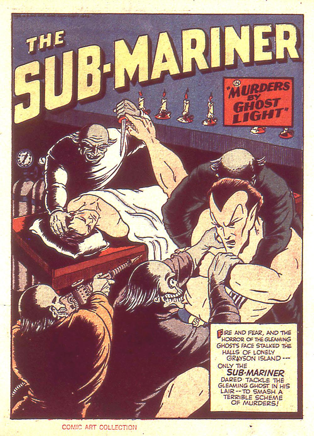 Sub-Mariner Comics Issue #4 #4 - English 4