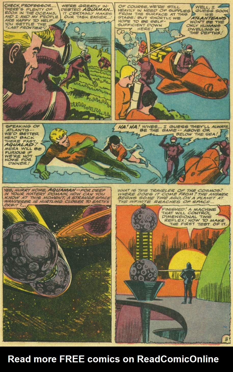 Aquaman (1962) Issue #30 #30 - English 5