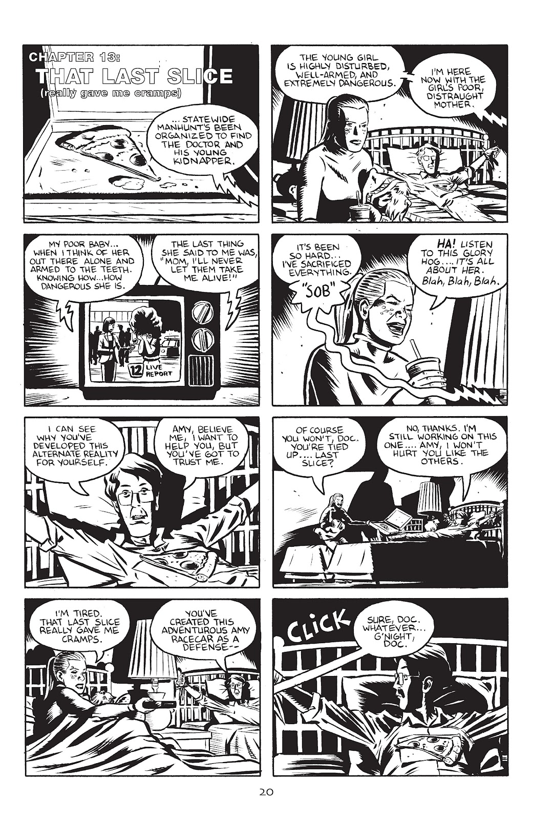 Stray Bullets Issue #26 #26 - English 22