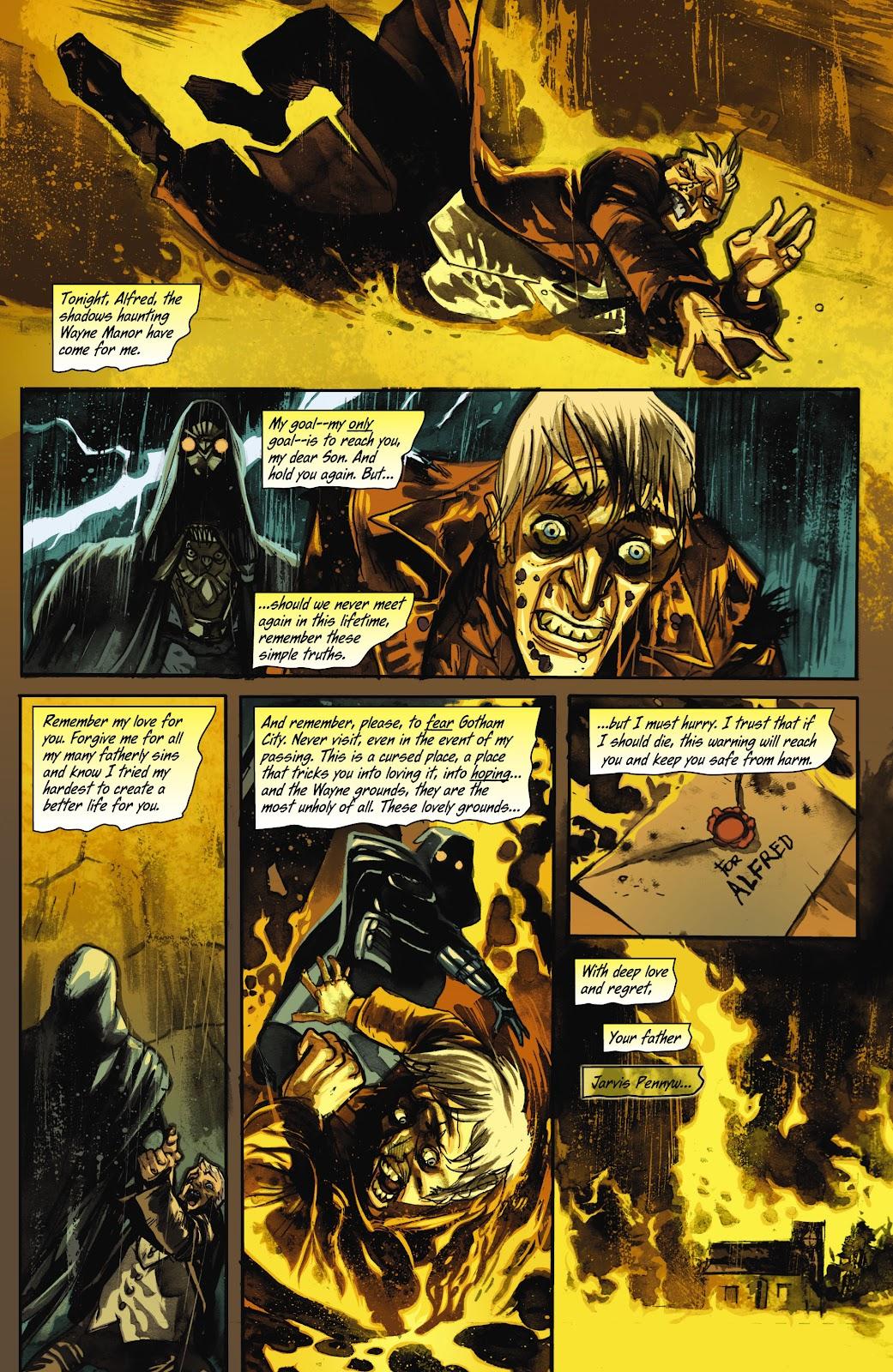 Batman (2011) Issue #11 #26 - English 29
