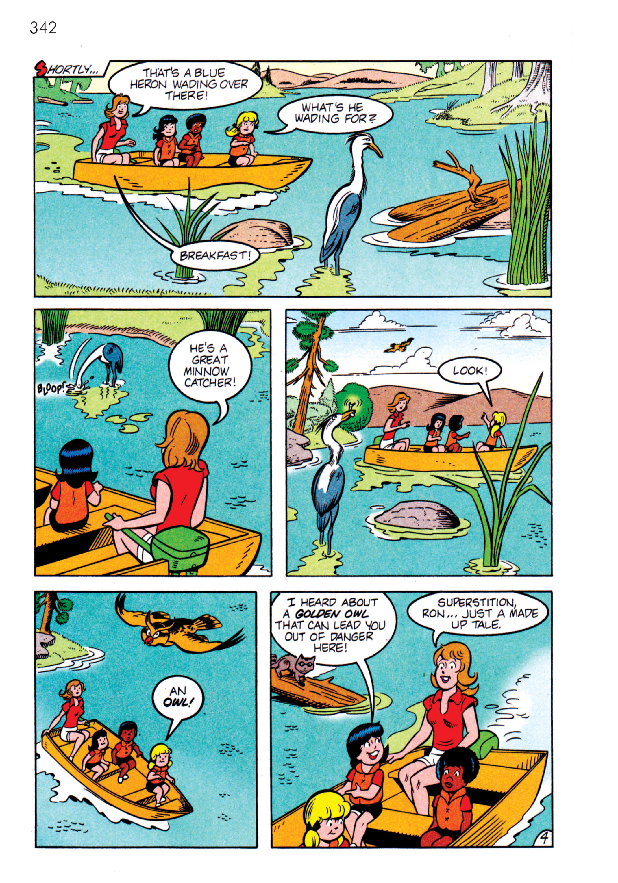 Read online The Best of Archie Comics comic -  Issue # TPB 4 (Part 2) - 132