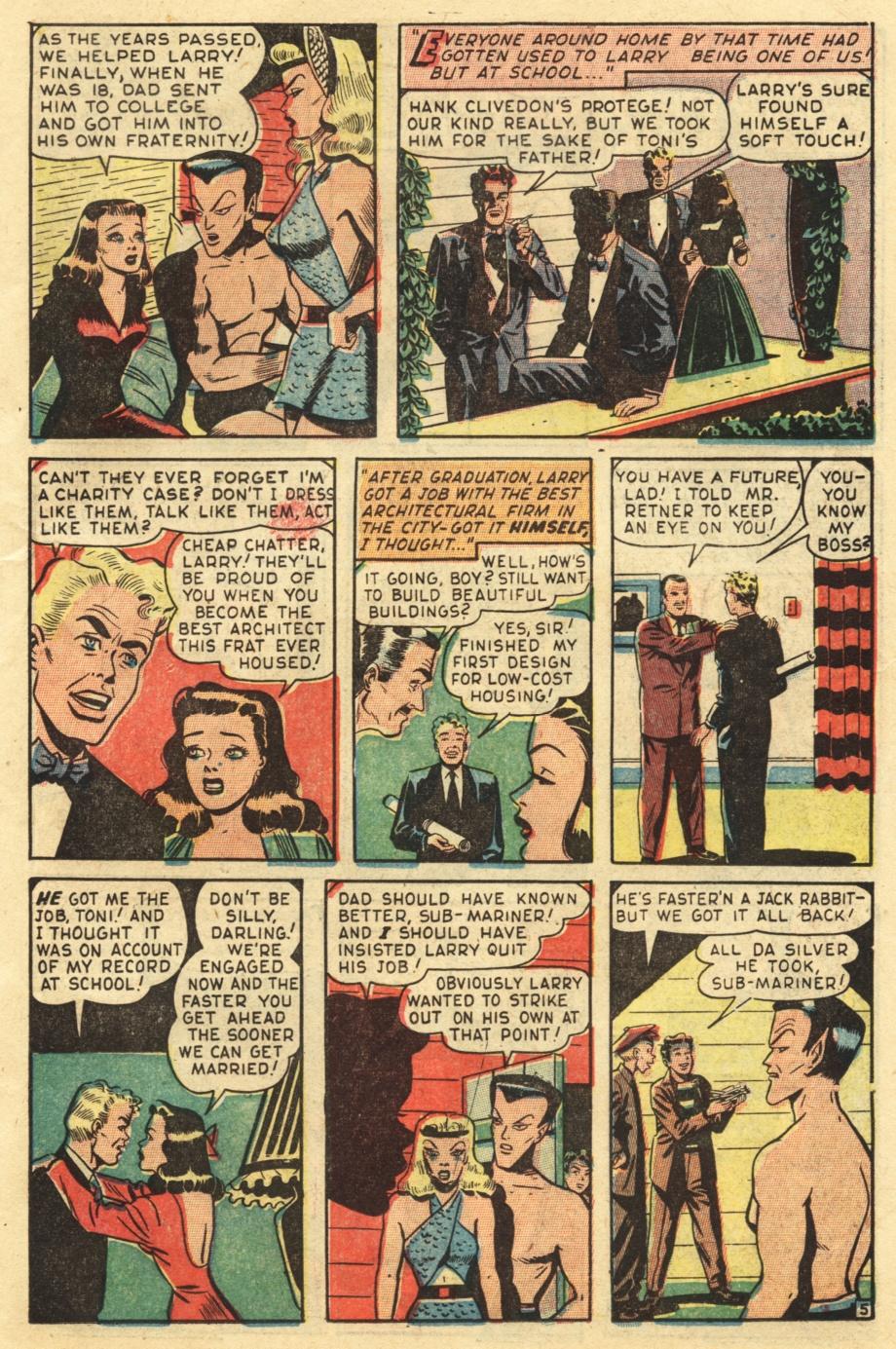 Sub-Mariner Comics #25 #25 - English 23