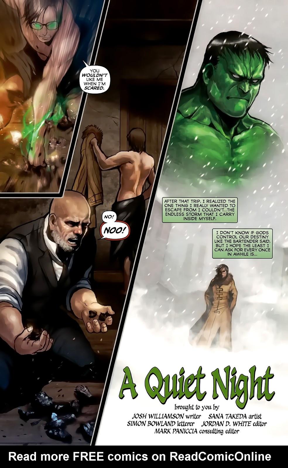 Incredible Hulks (2010) Issue #621 #11 - English 34