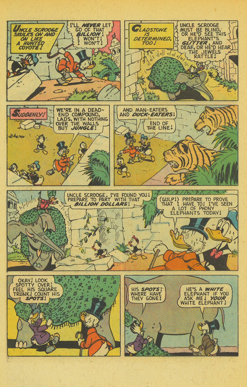 Uncle Scrooge (1953) Issue #118 #118 - English 26