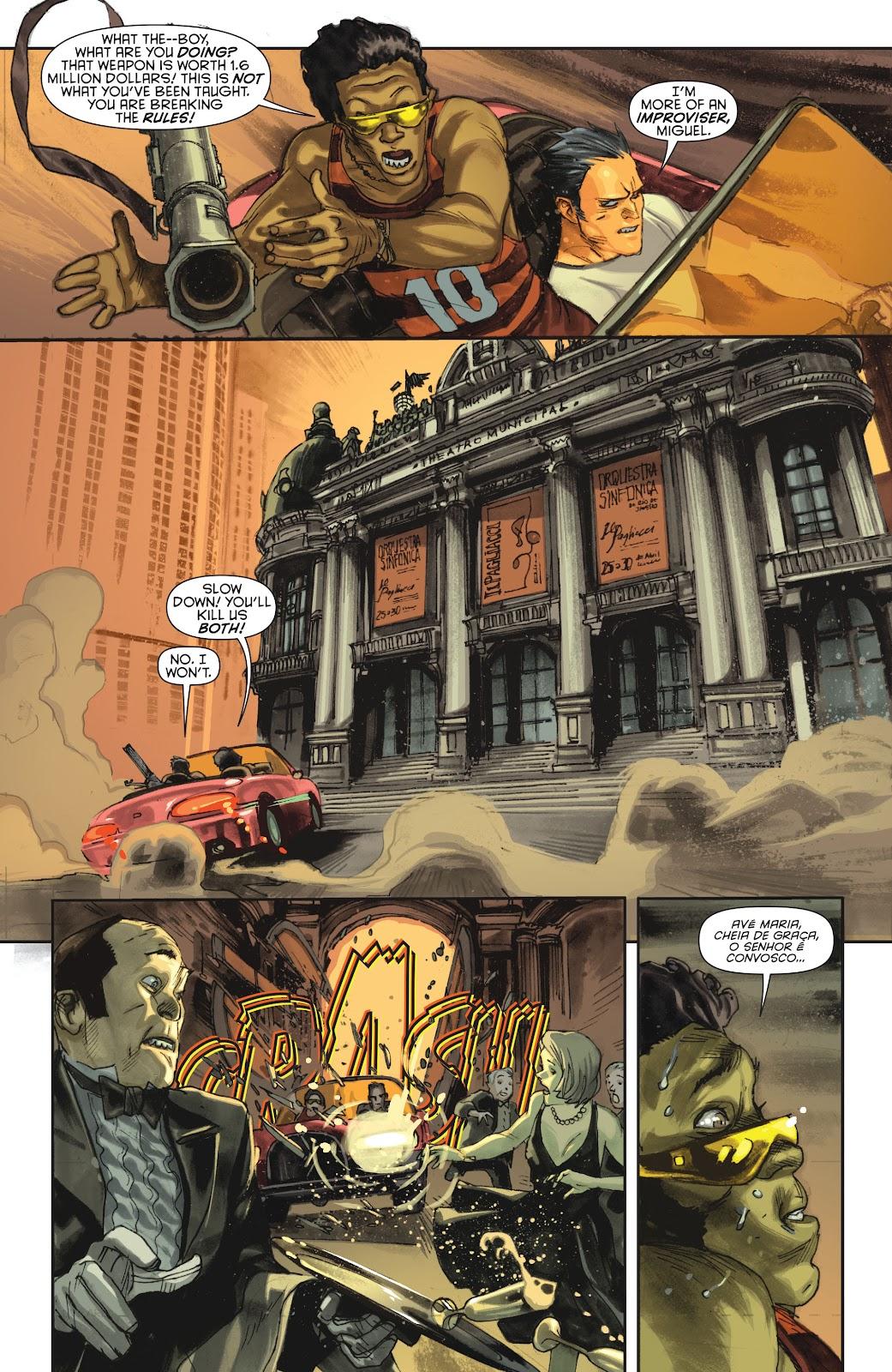 Batman (2011) Issue #21 #36 - English 27