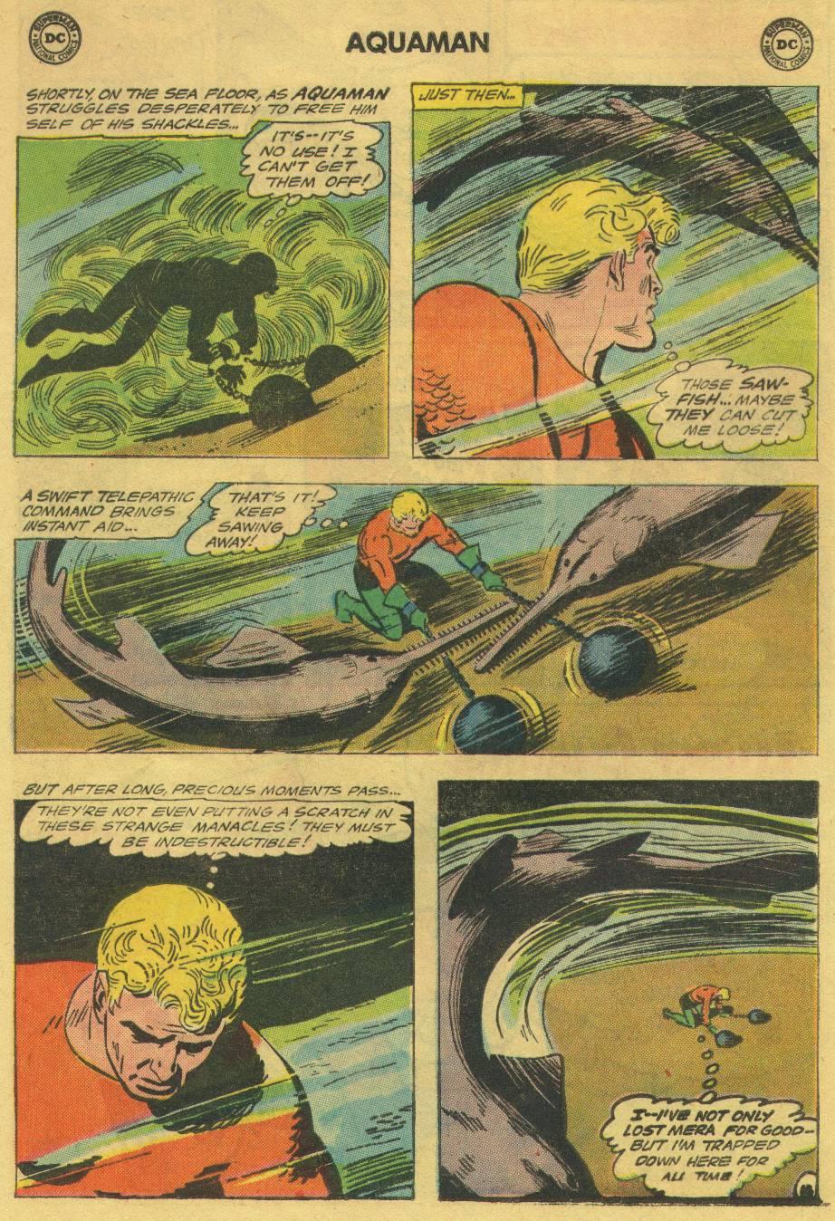 Aquaman (1962) Issue #17 #17 - English 20