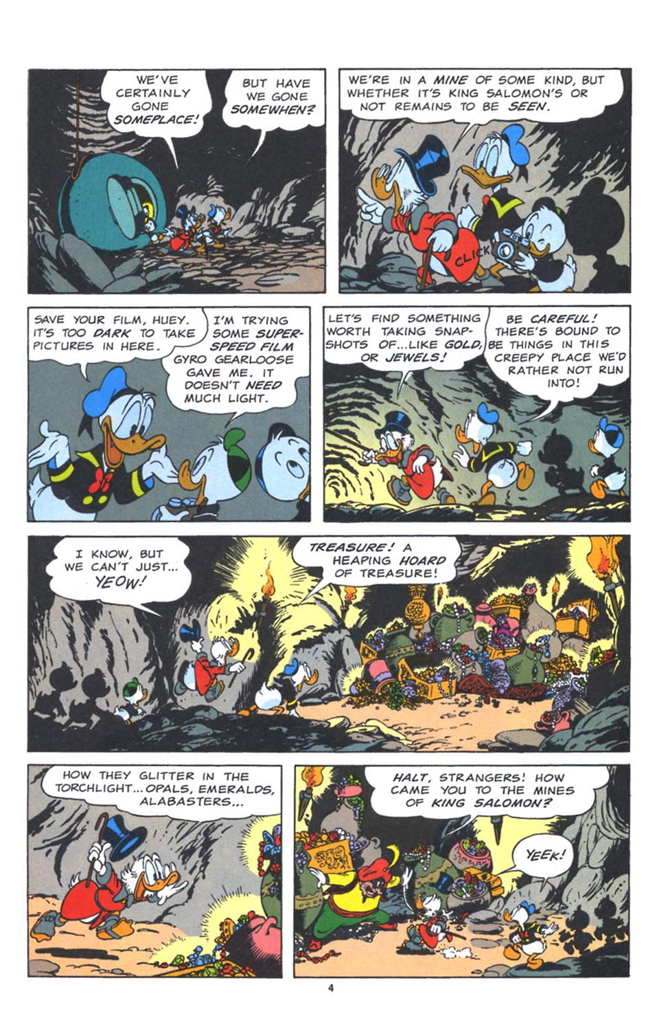 Uncle Scrooge (1953) Issue #250 #250 - English 28